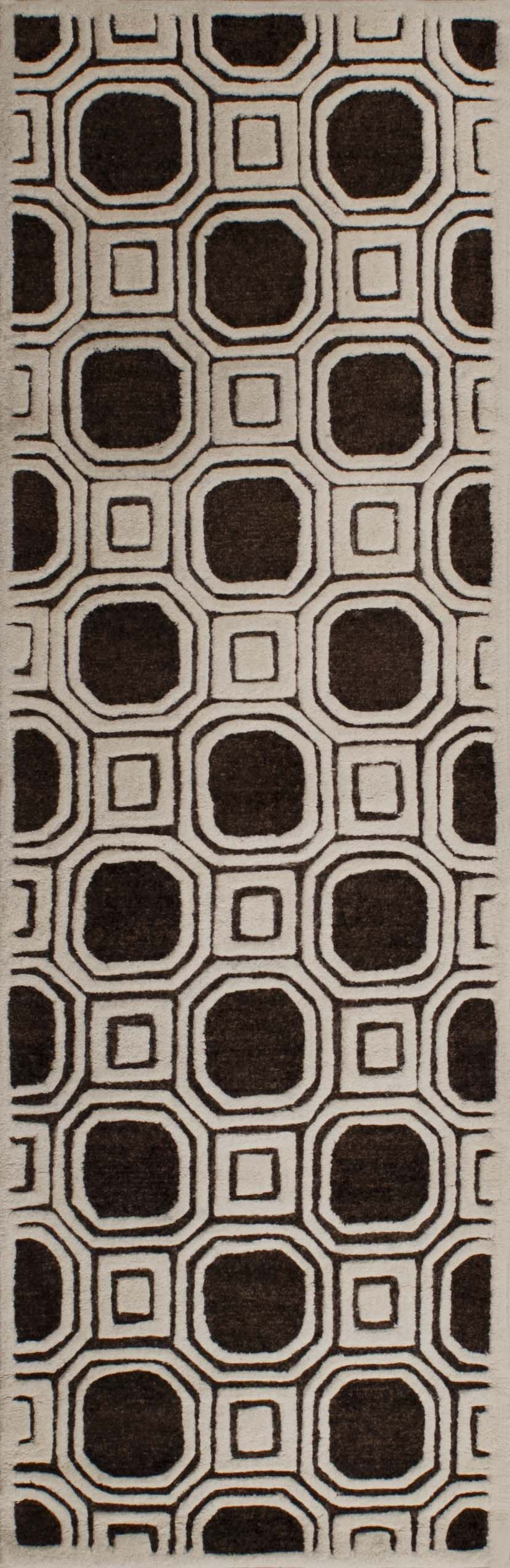 Precious Charcoal Rug Rug Size: Rectangle 5' x 8'