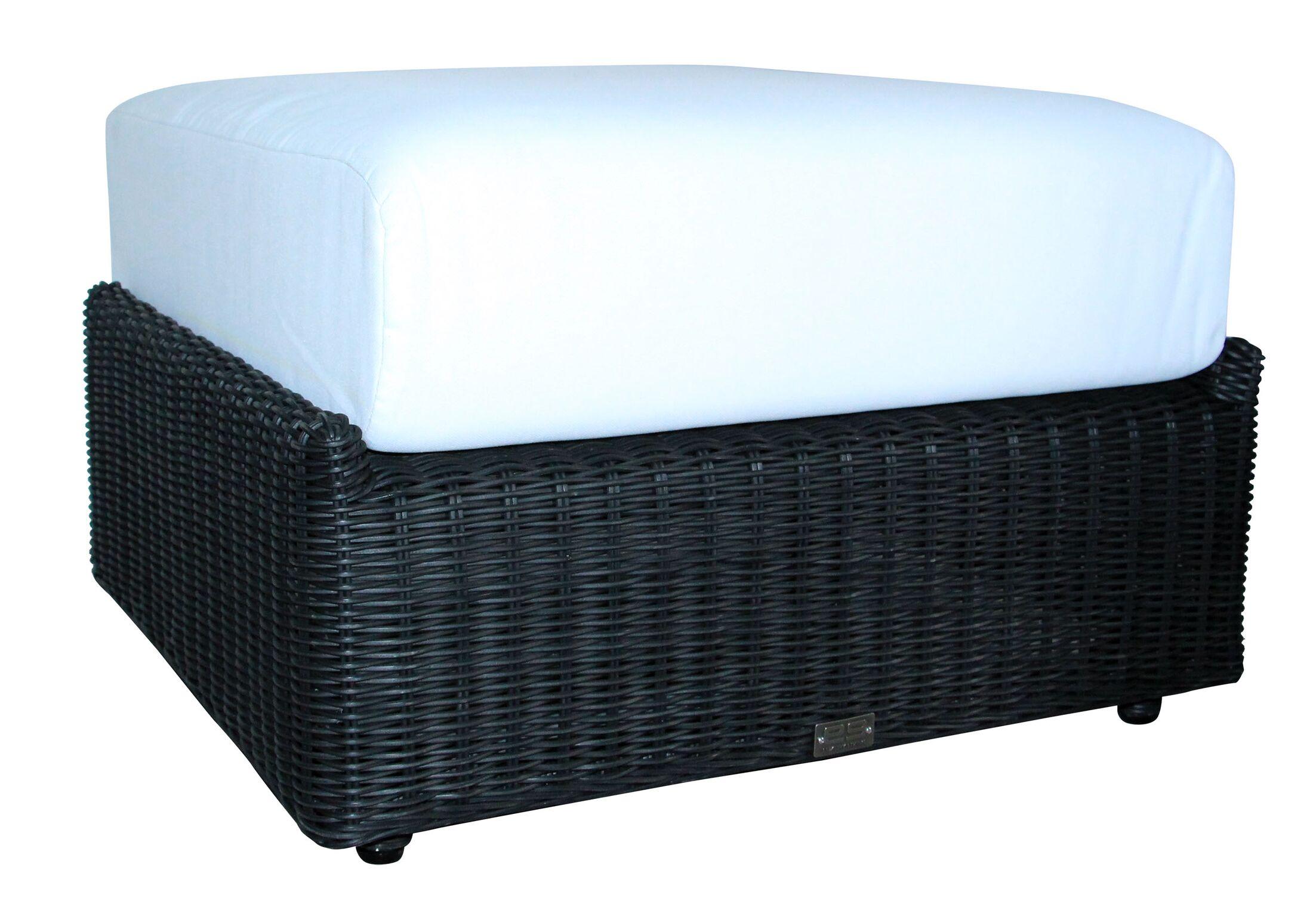 Palma Ottoman with Cushion