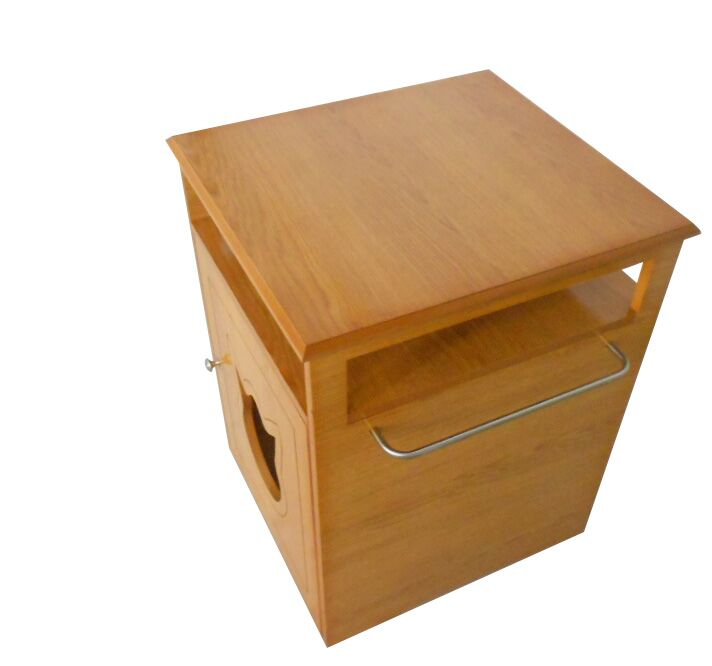 Kitty Cat Litter Box Color: Natural