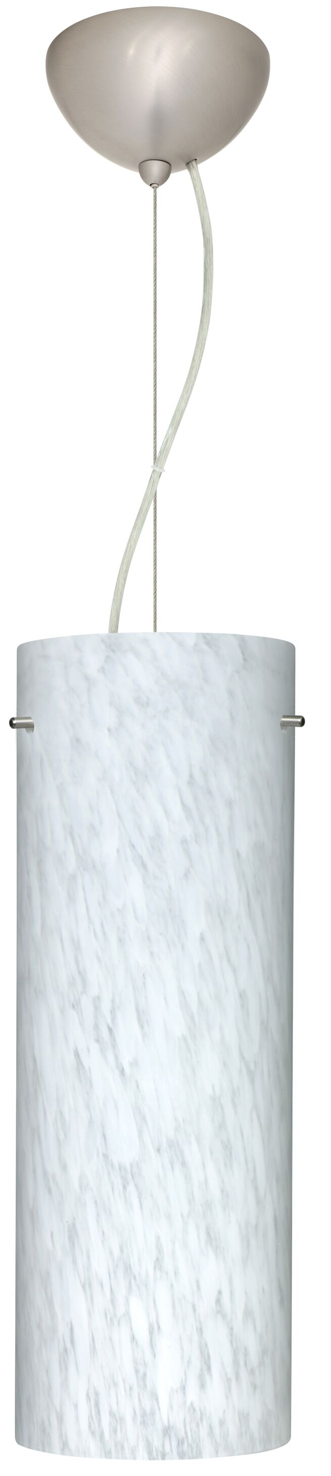 Tondo 1-Light Cylinder Pendant