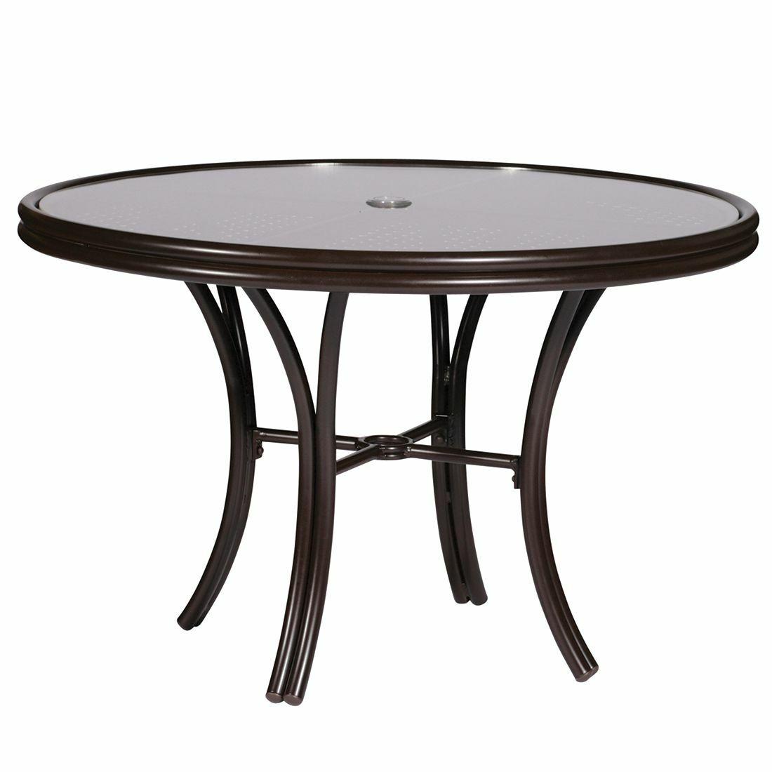 Kipling Wicker Dining Table