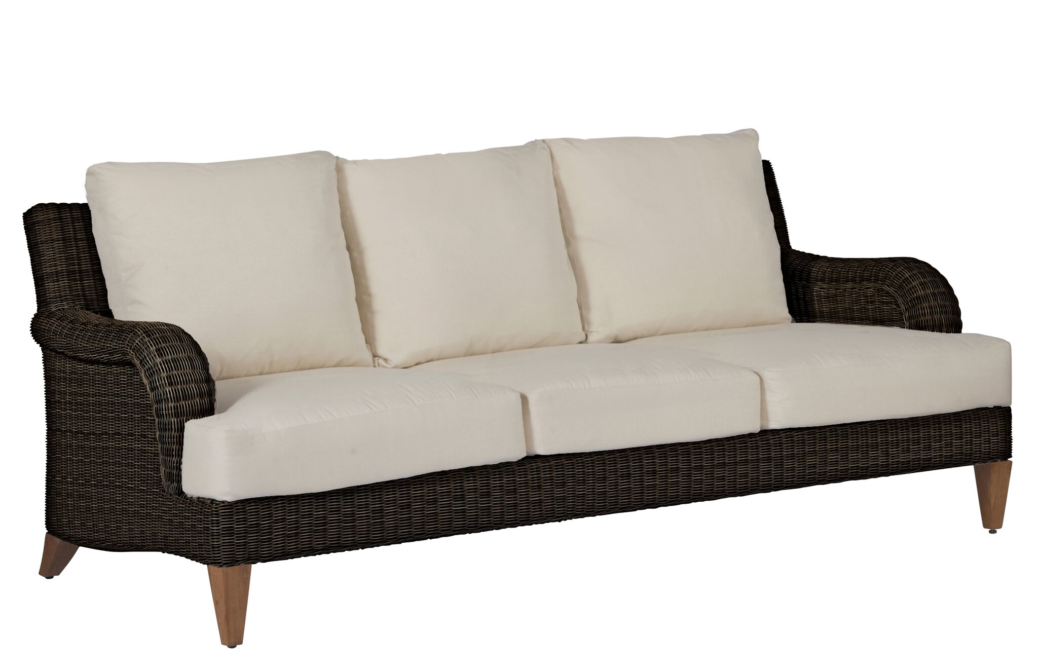 London Patio Sofa with Cushions