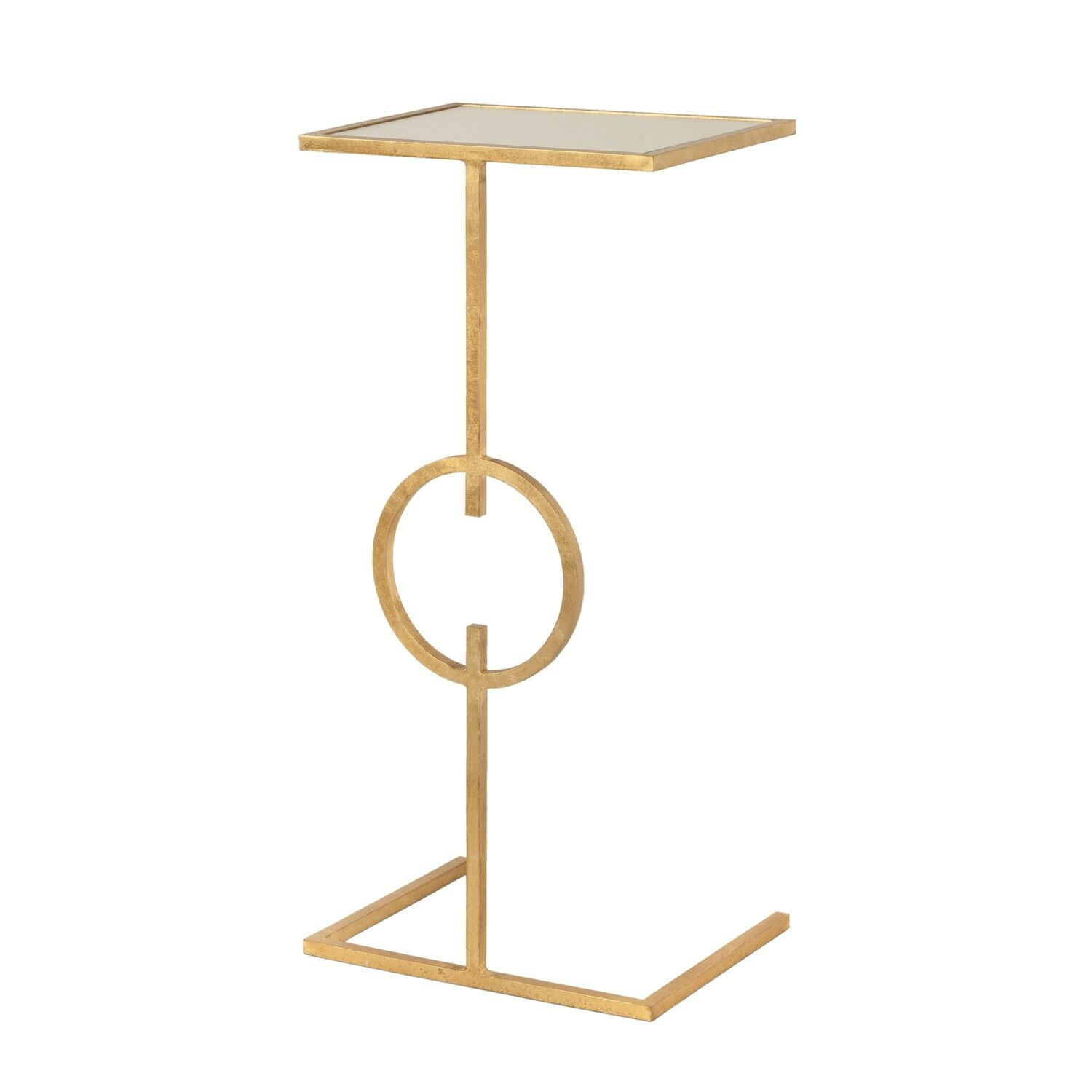 Cigar C Table Color: Gold