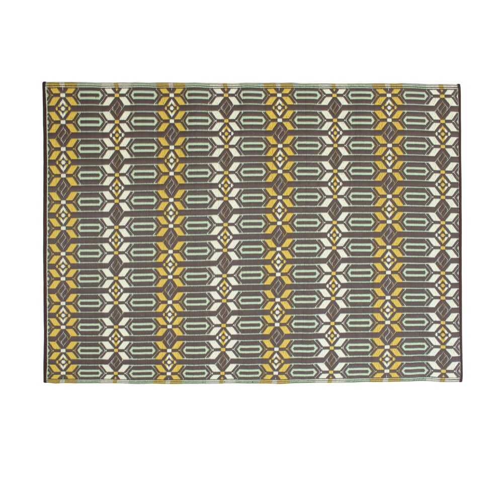 Tahnaout Gray Hand Woven Area Rug Rug Size: 6' X 9'