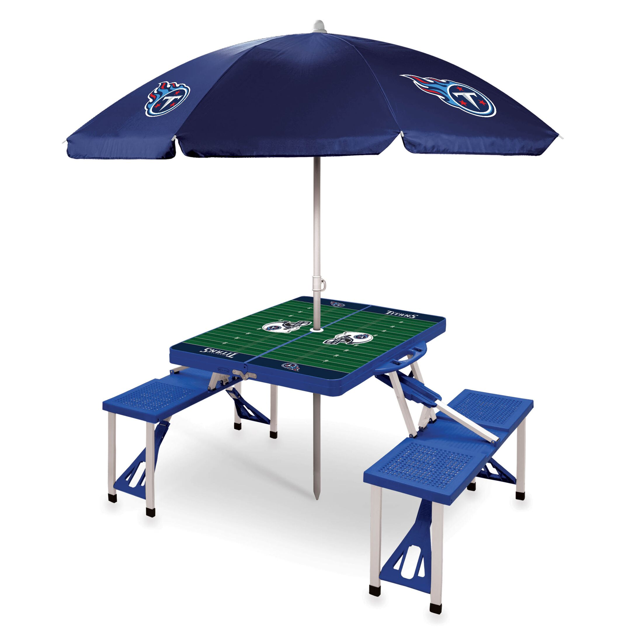 Picnic Table NFL Team: Tennessee Titans/Blue