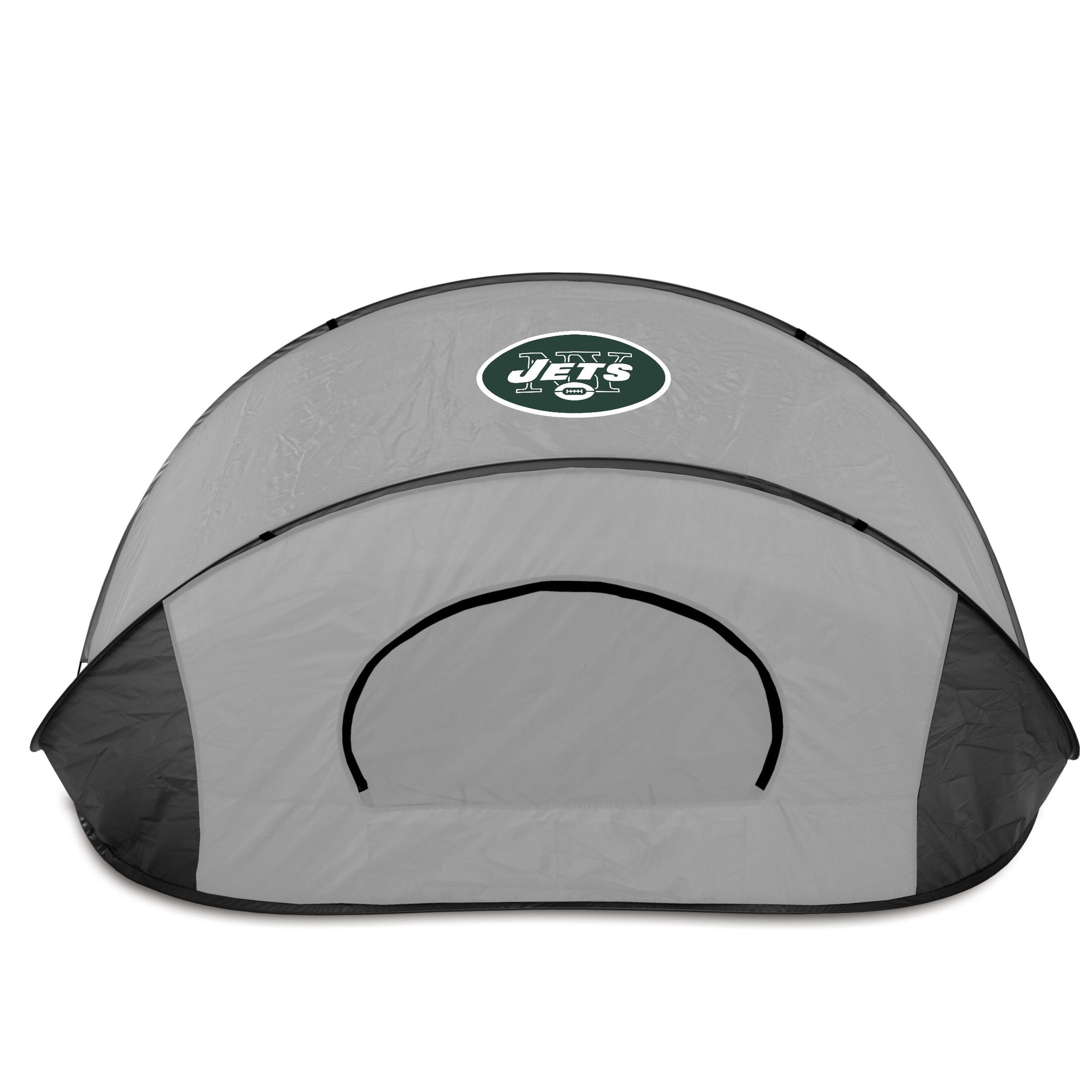 NFL Manta Shelter Color: Black / Grey, NFL Team: New York Jets