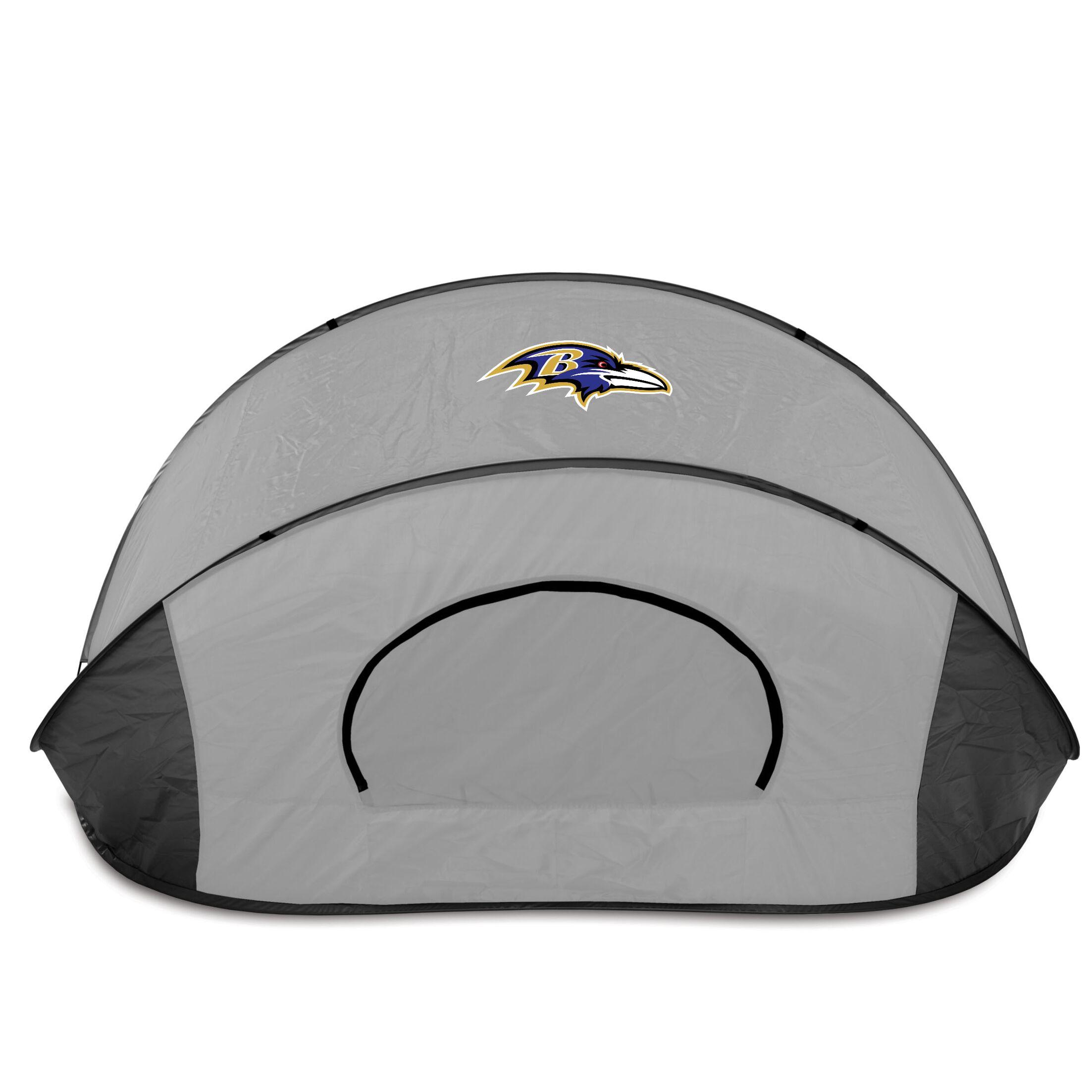 NFL Manta Shelter Color: Black / Grey, NFL Team: Baltimore Ravens