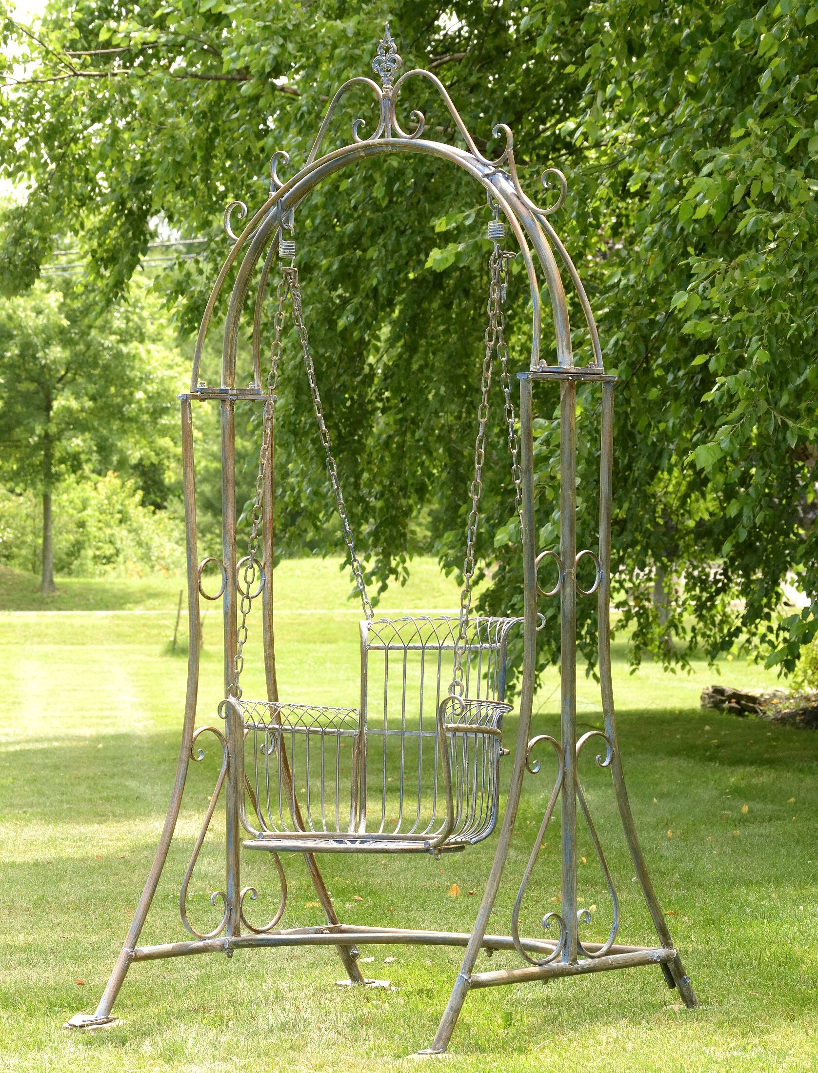 Carey Porch Swing with Stand