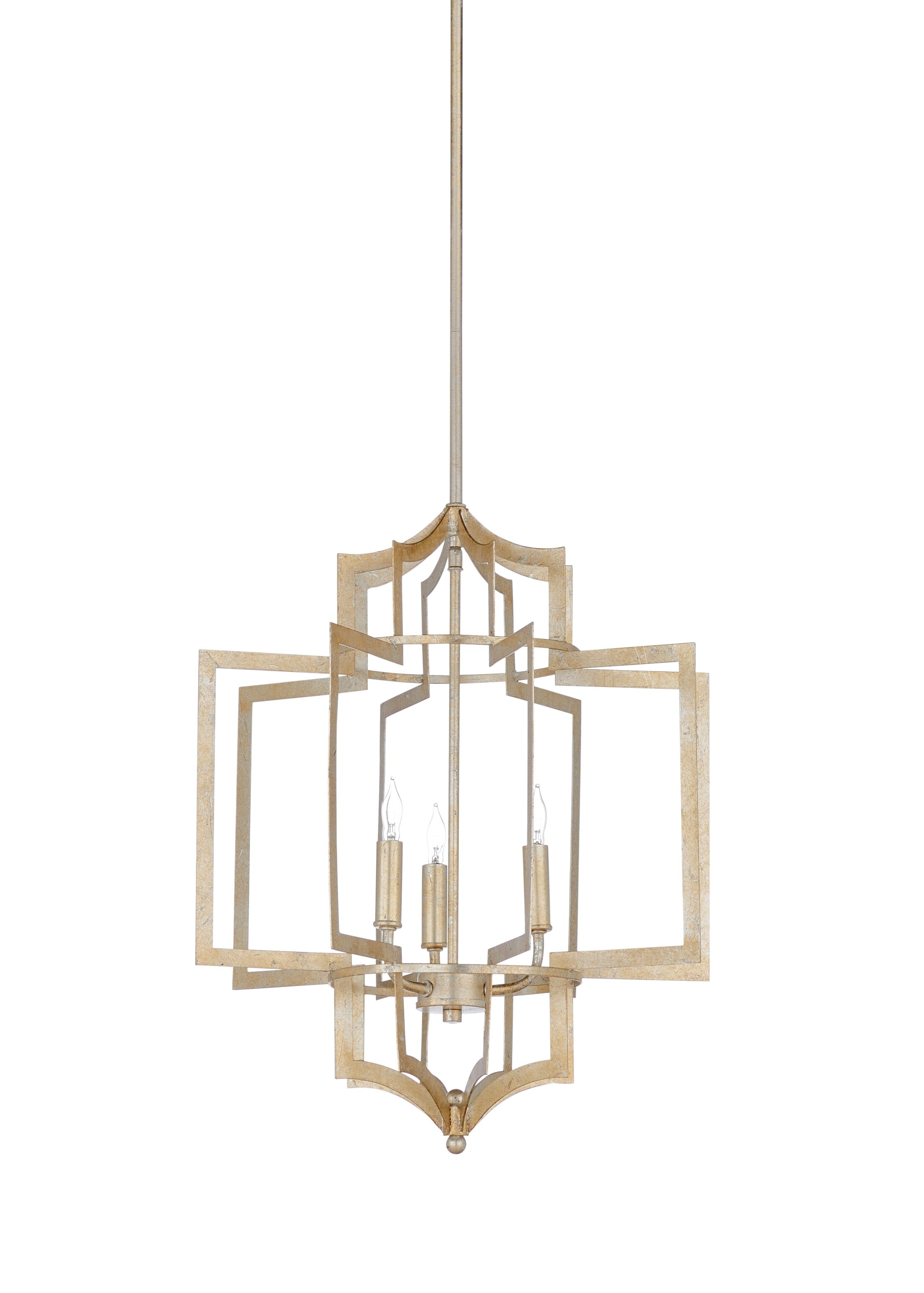 Dover 3-Light Lantern Pendant