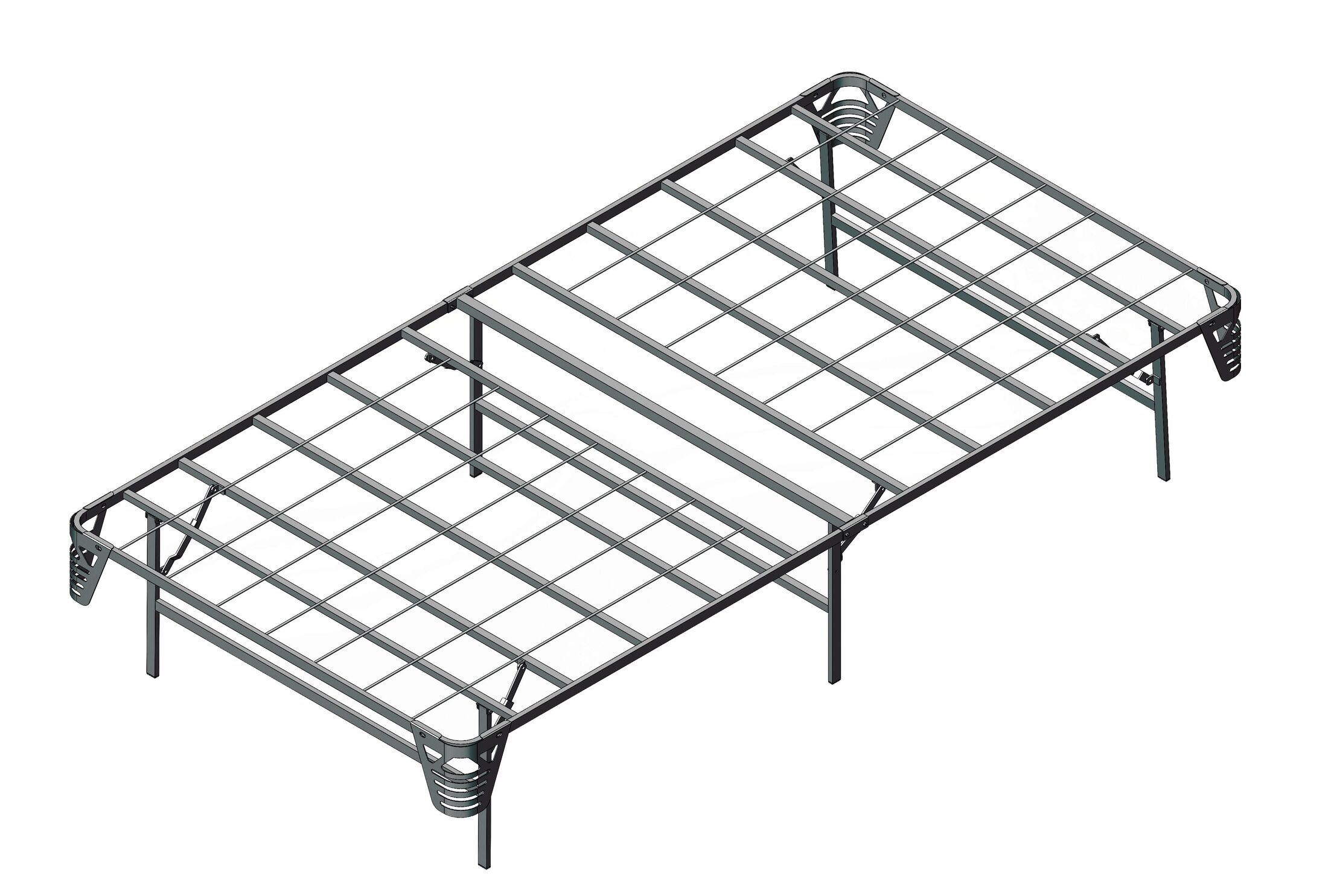Bed Frame Size: King