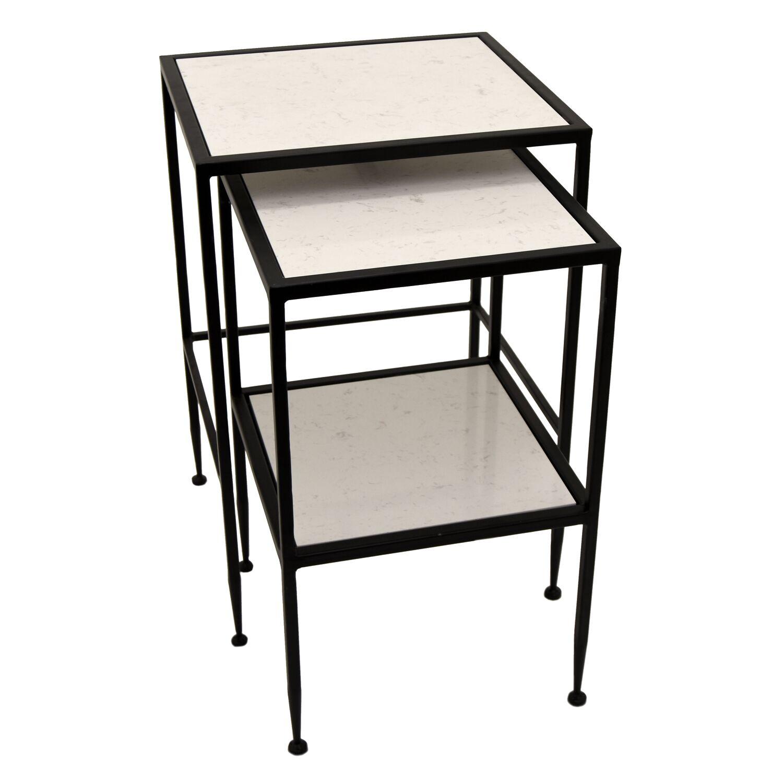Jarin 2 Piece Nesting Tables