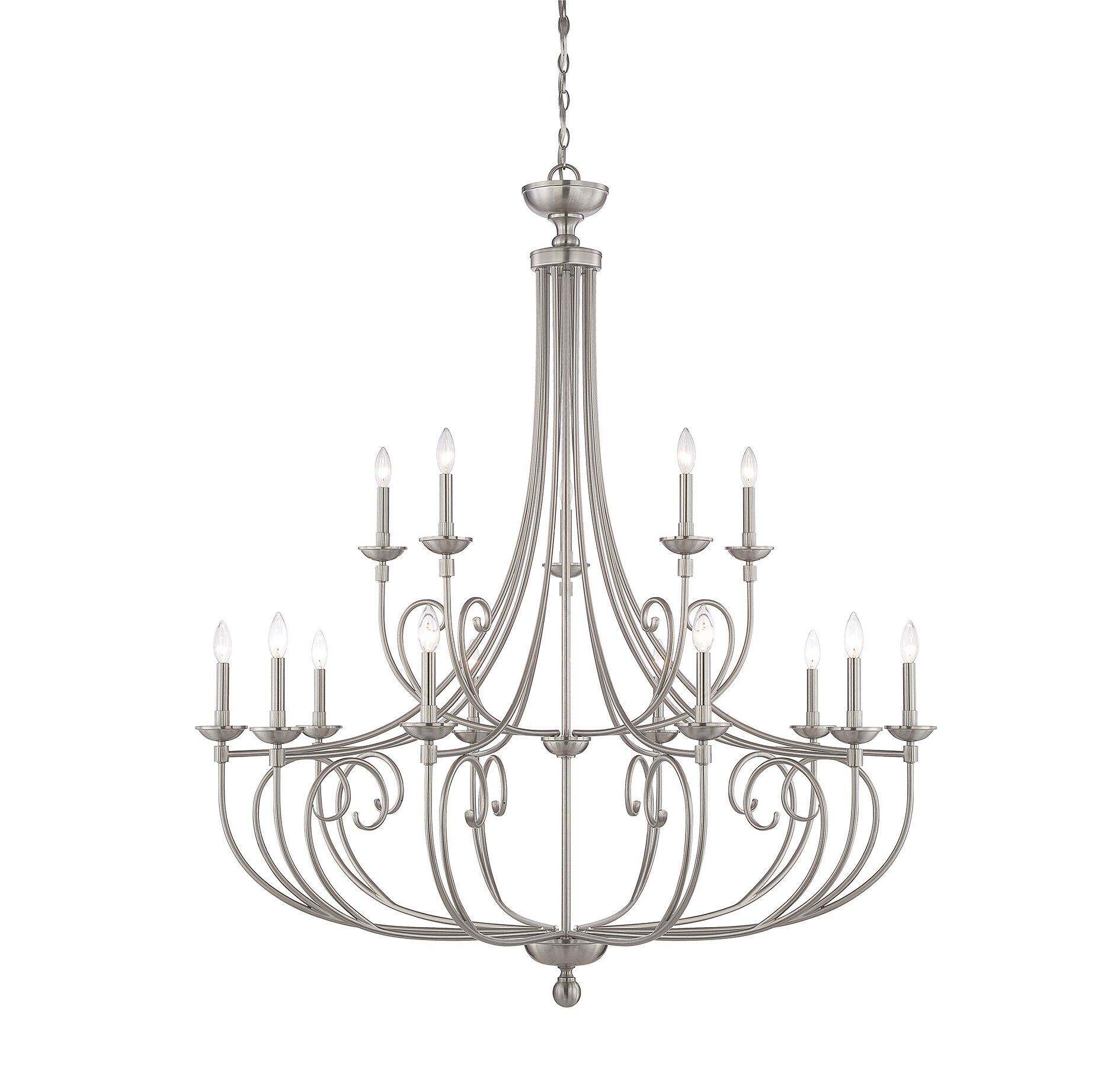 Tarasova 15-Light Chandelier