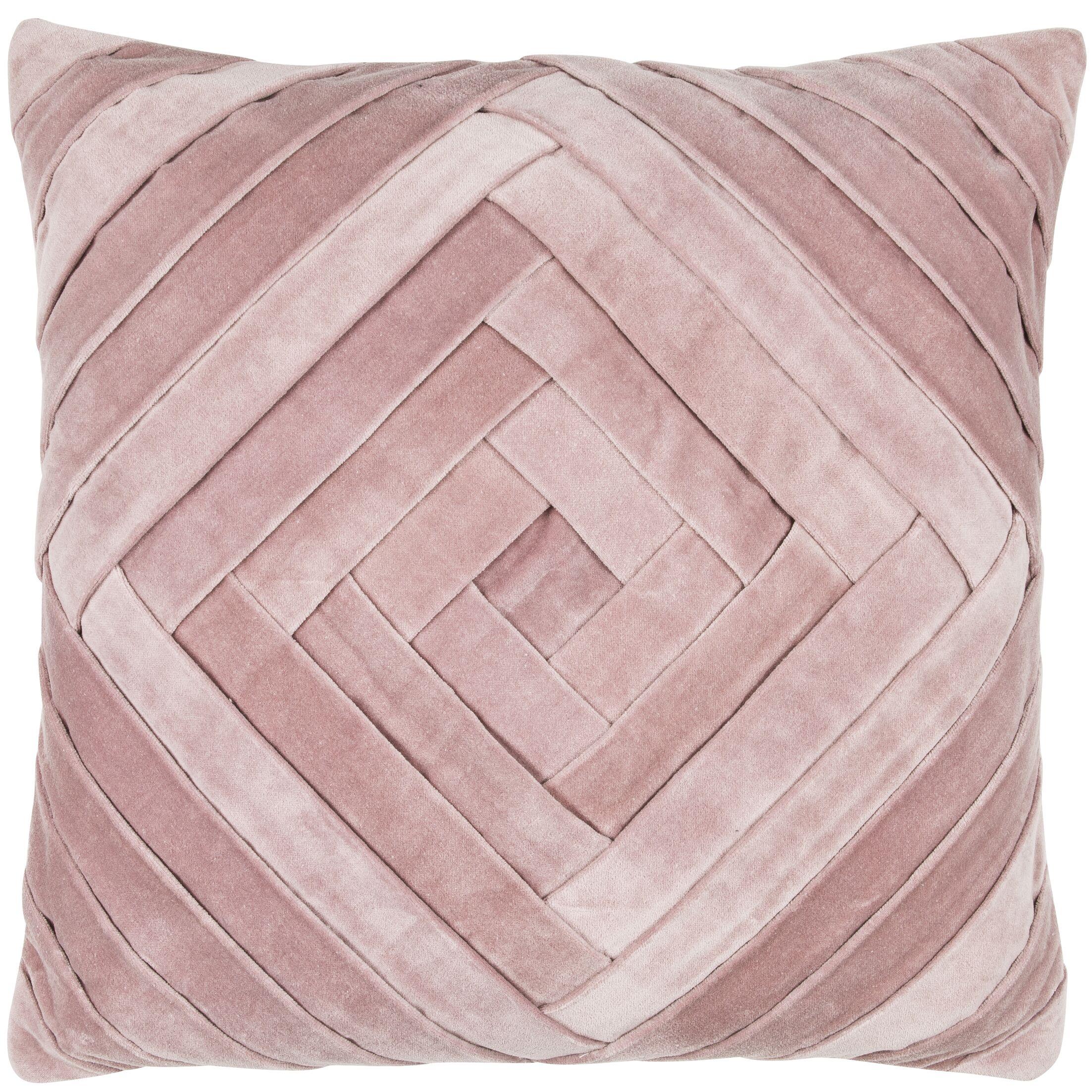 Modern Romance Marisa Cotton Throw Pillow