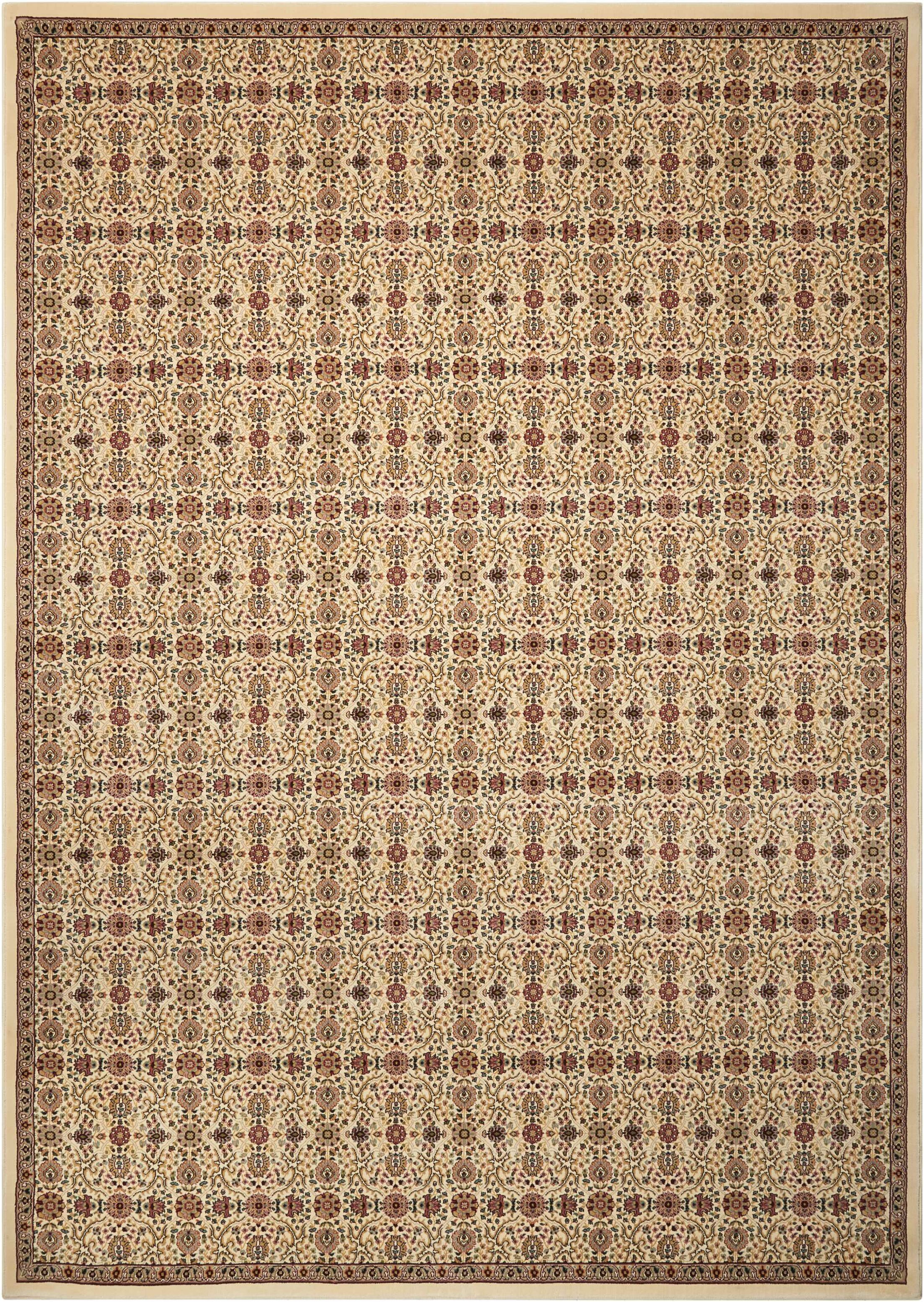 Antiquities Brown Area Rug Rug Size: Rectangle 9'10