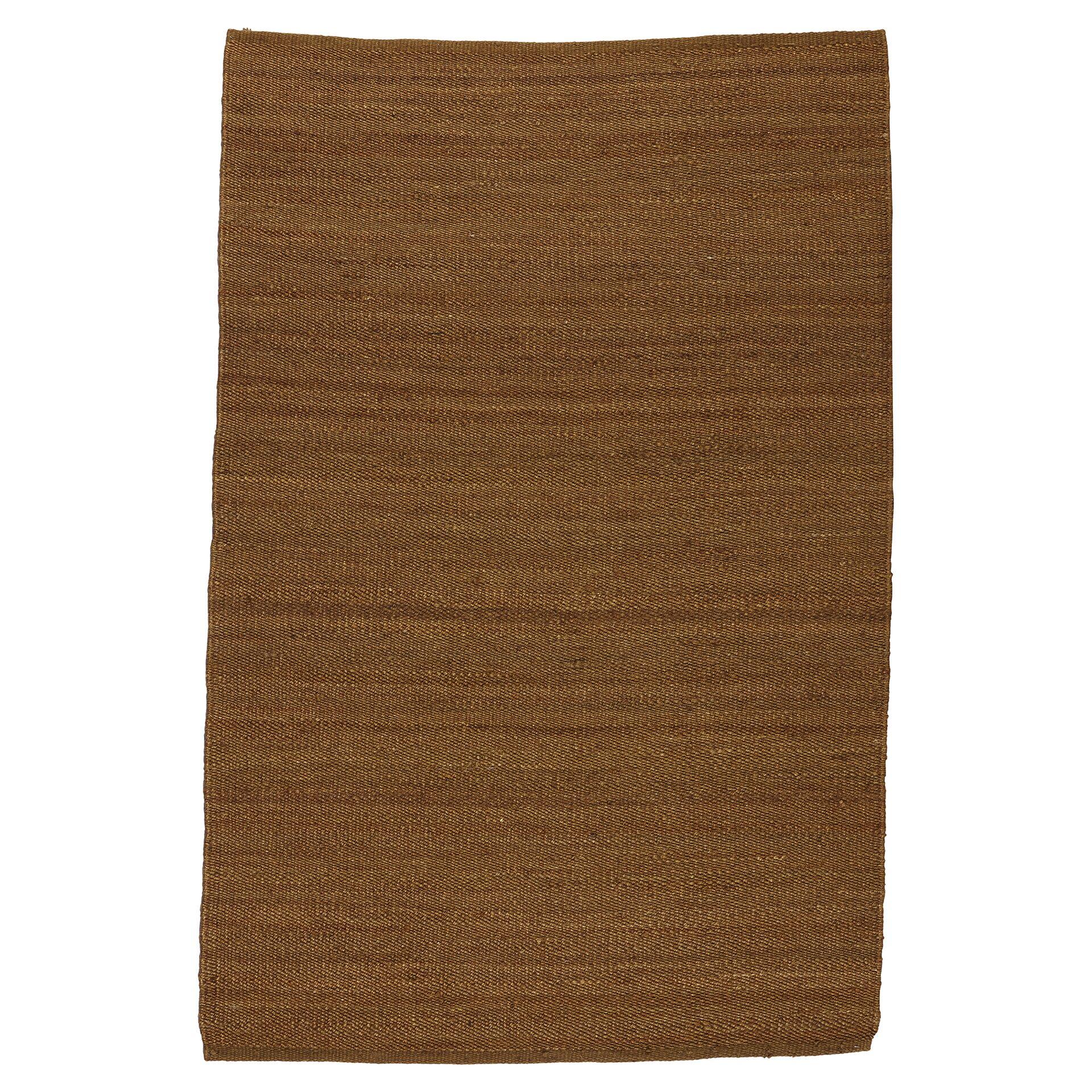 Laflin Hand-Woven Bark Area Rug Size: Rectangle 8' x 10'