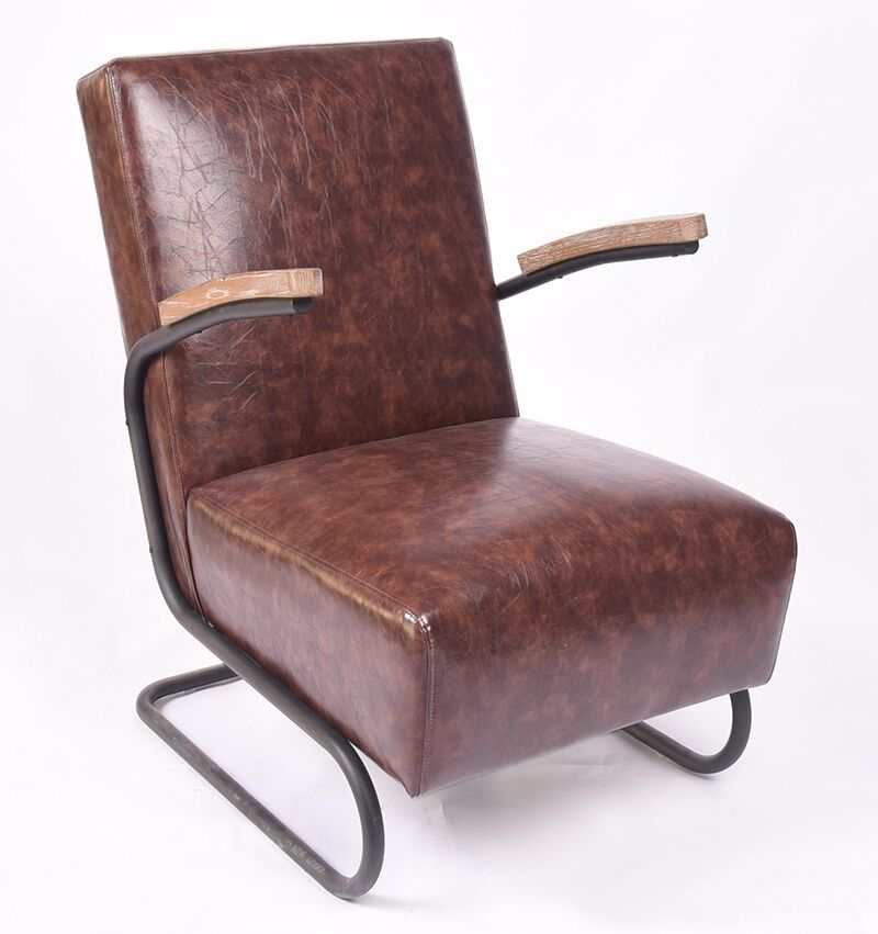Cherrywood Modern Arm chair