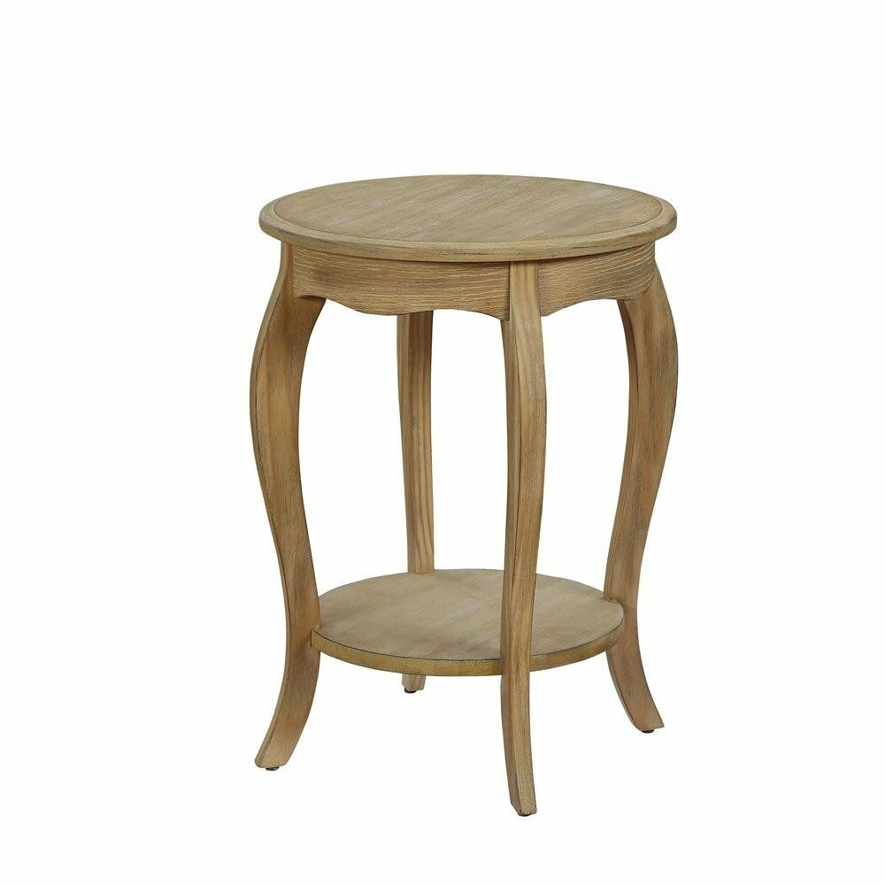 Brette Transitional End Table