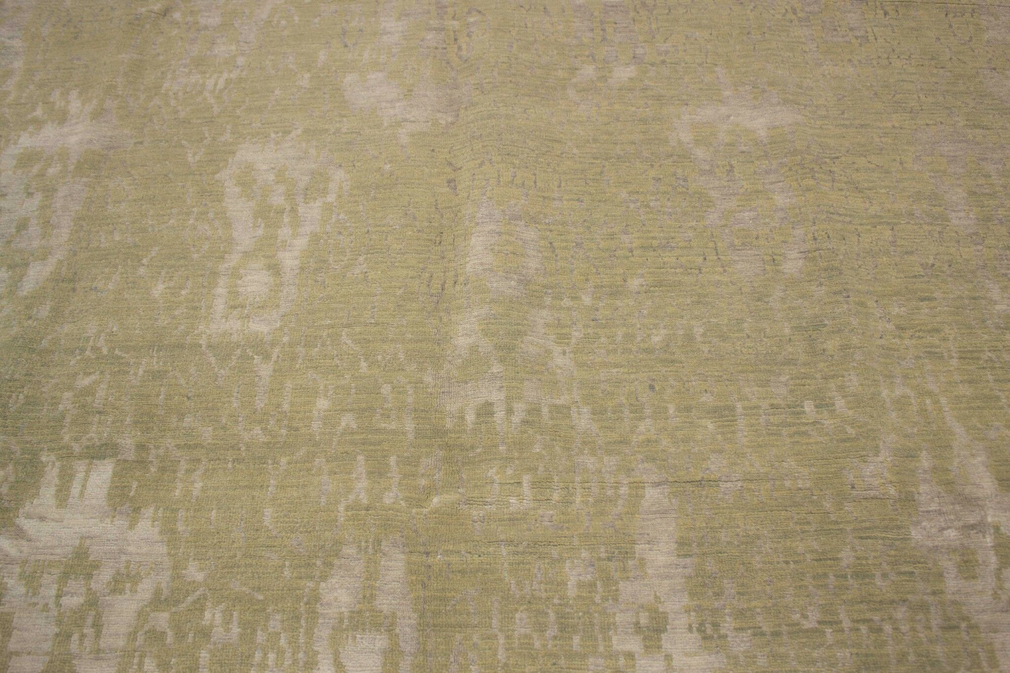 One-of-a-Kind Drucilla Hand Knotted Wool Brown Area Rug