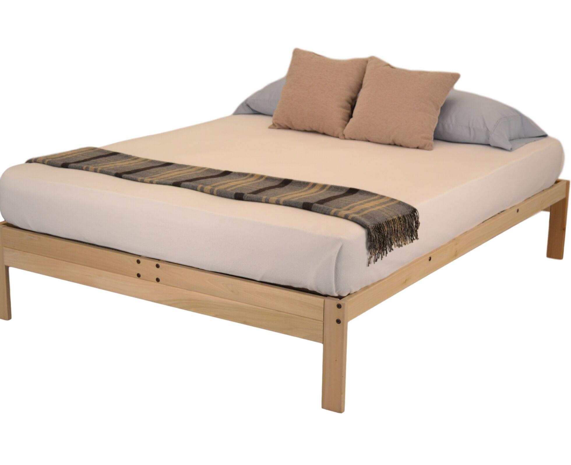 Nomad 2 Platform Bed Size: Twin
