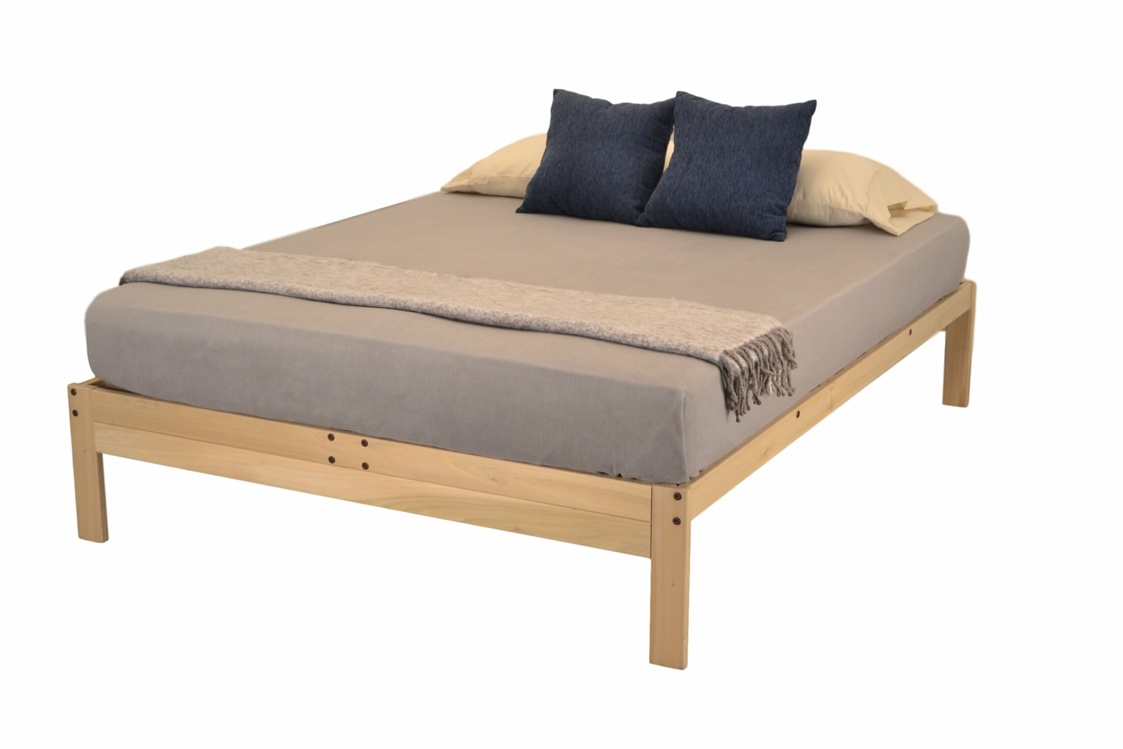 Nomad Plus Platform Bed Size: Twin
