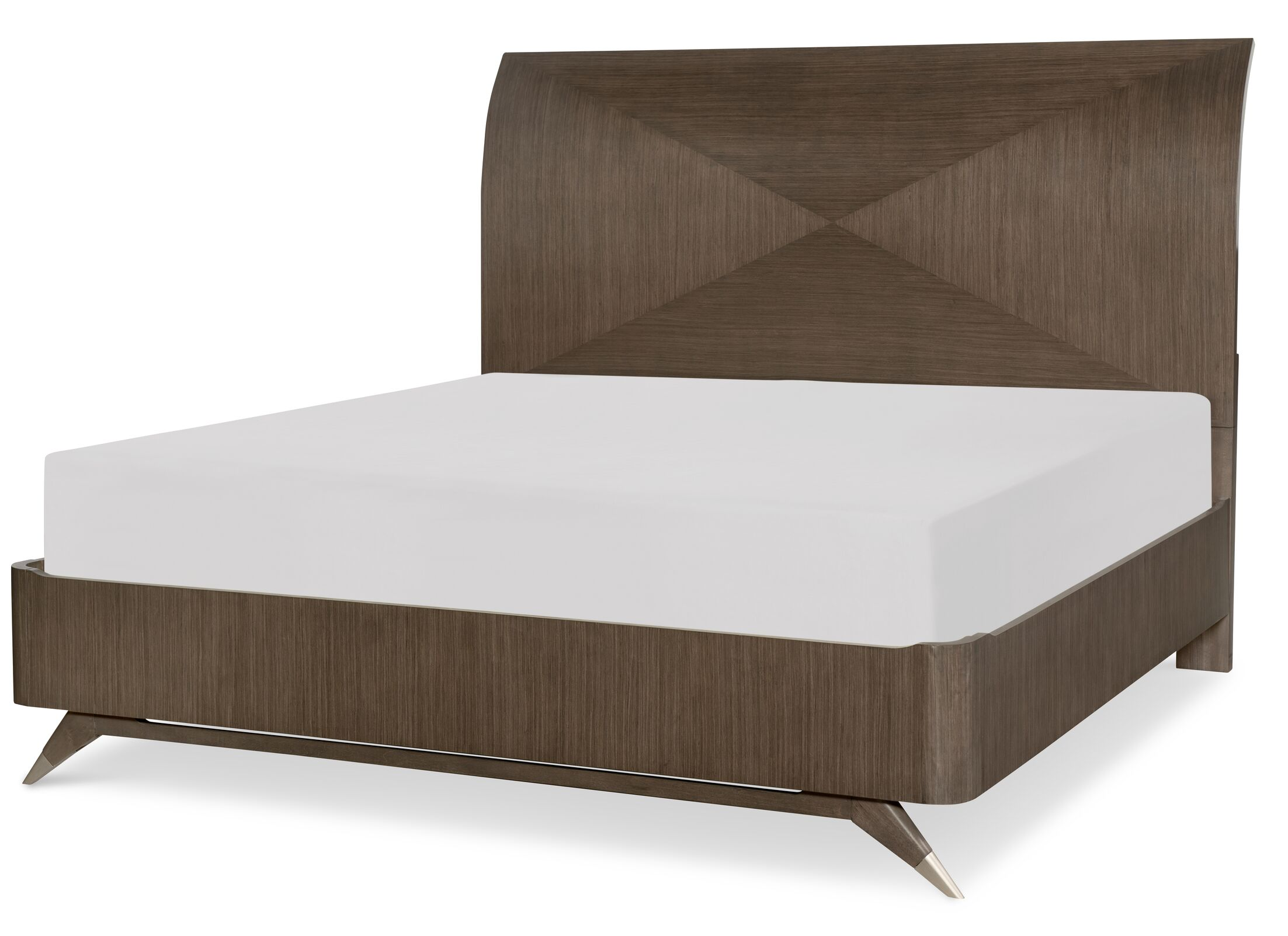 Soho by Rachael Ray Home Panel Bed Size: California King