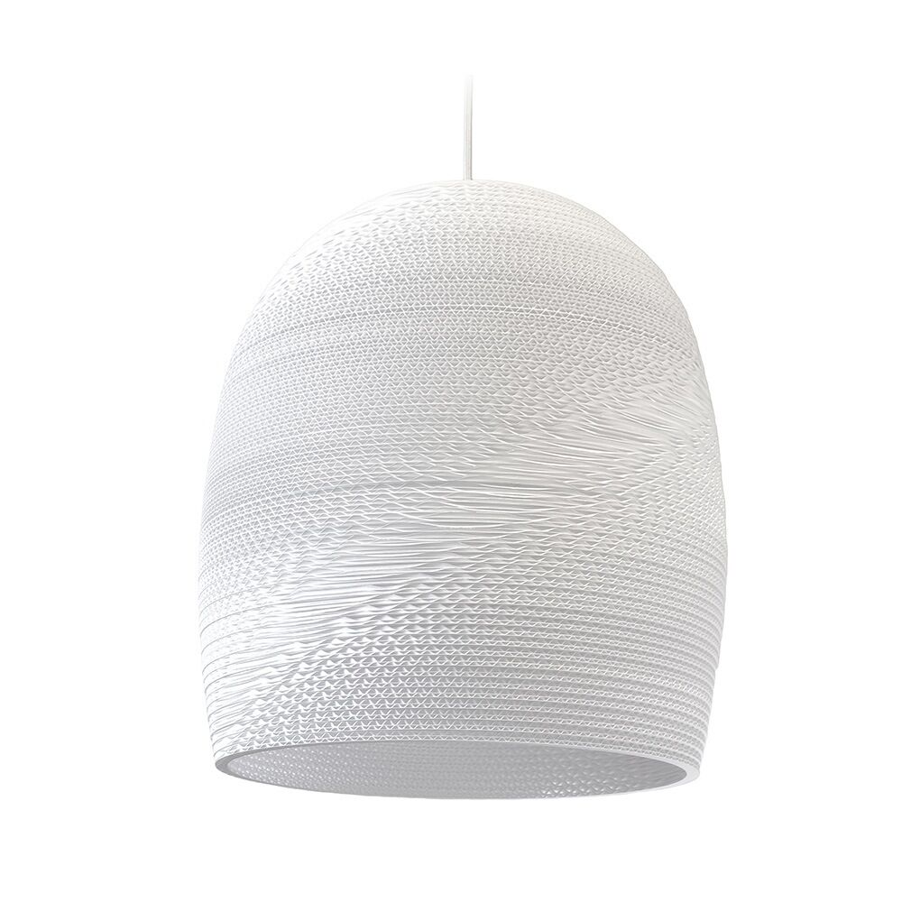 Scraplight Bell 1-Light  LED Bell Pendant Size: 15