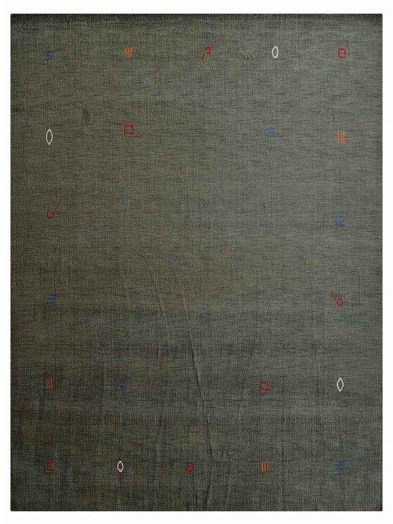 Claysburg Hand-Woven Wool Green Area Rug Rug Size: Rectangle 4' x 6'