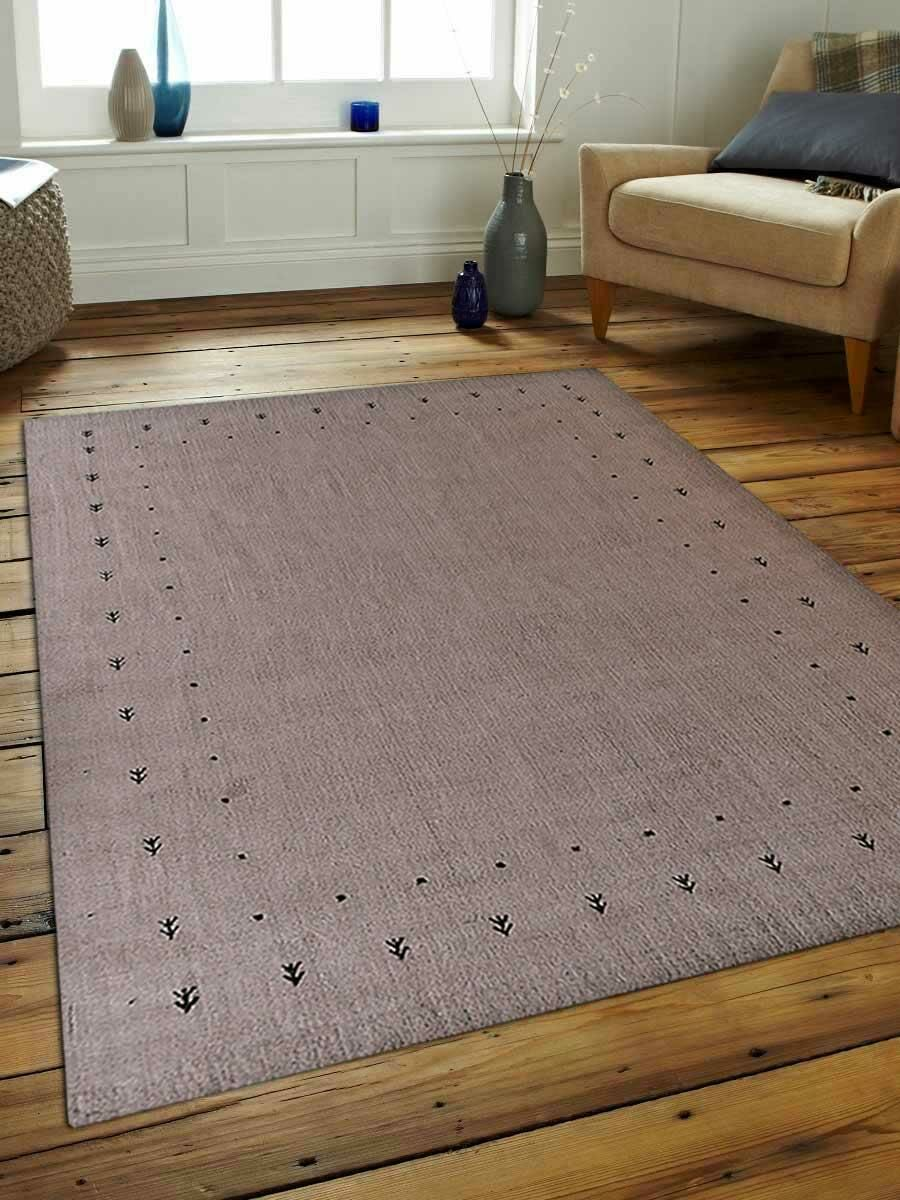 St Catherine Hand-Knotted Wool Beige Area Rug