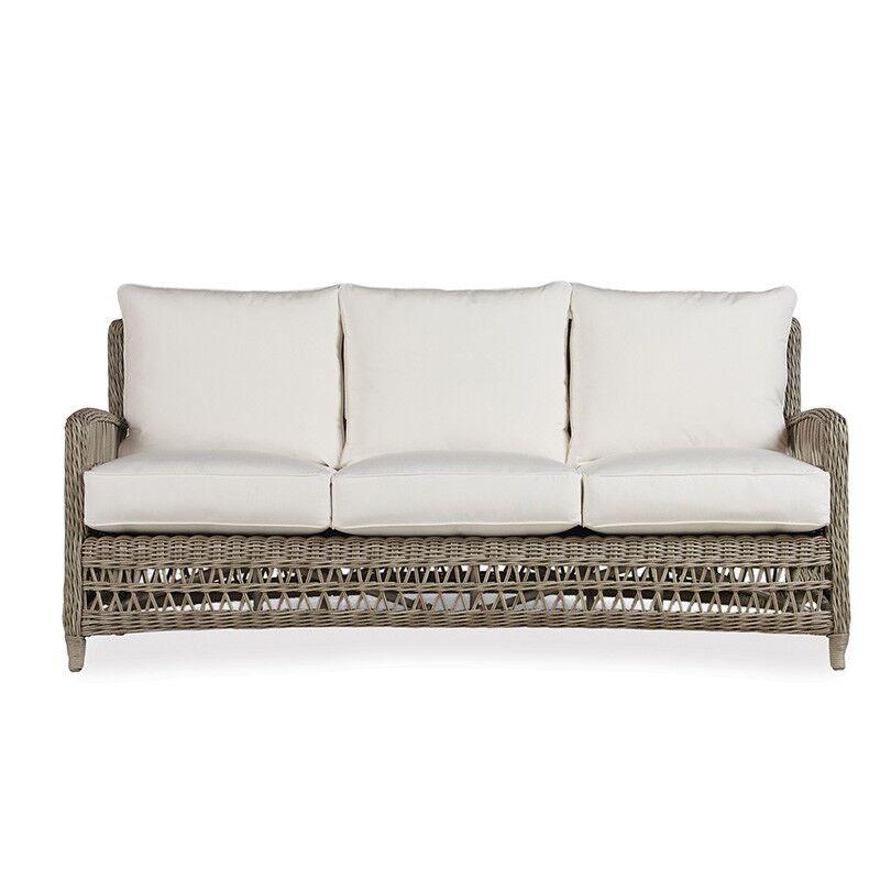 Mackinac Patio Sofa with Cushions