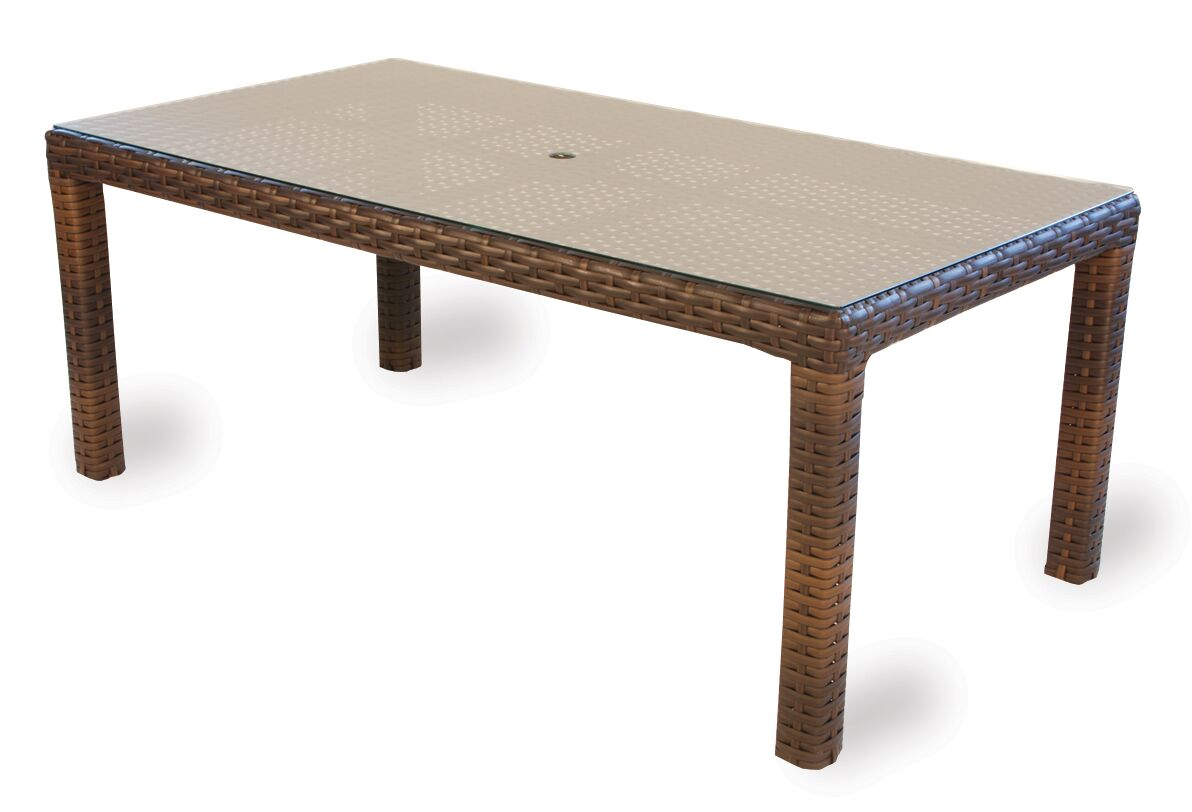 Contempo Wicker Rattan Dining Table