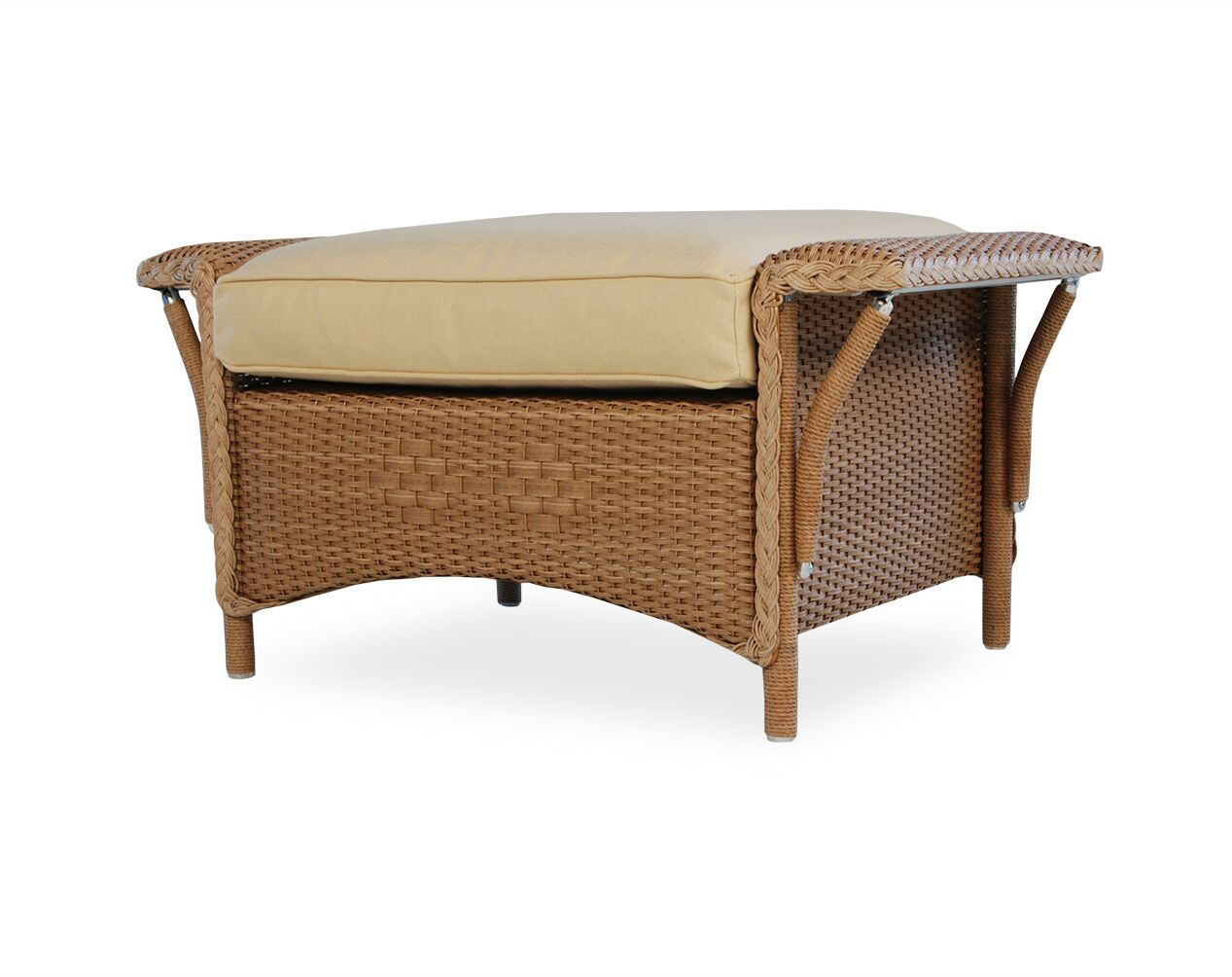 Nantucket Ottoman with Cushion
