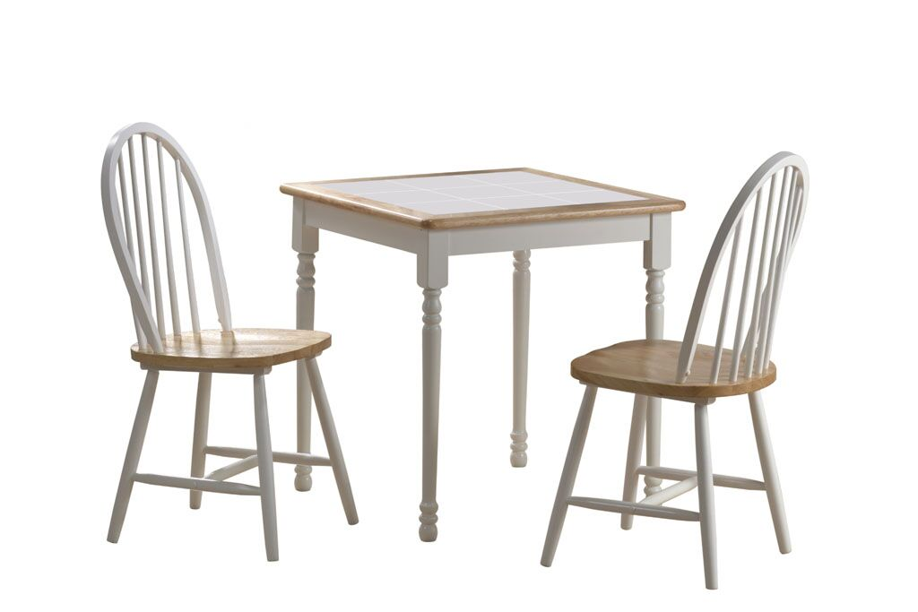 Dining Table Sets 3 Piece Square Dining Set