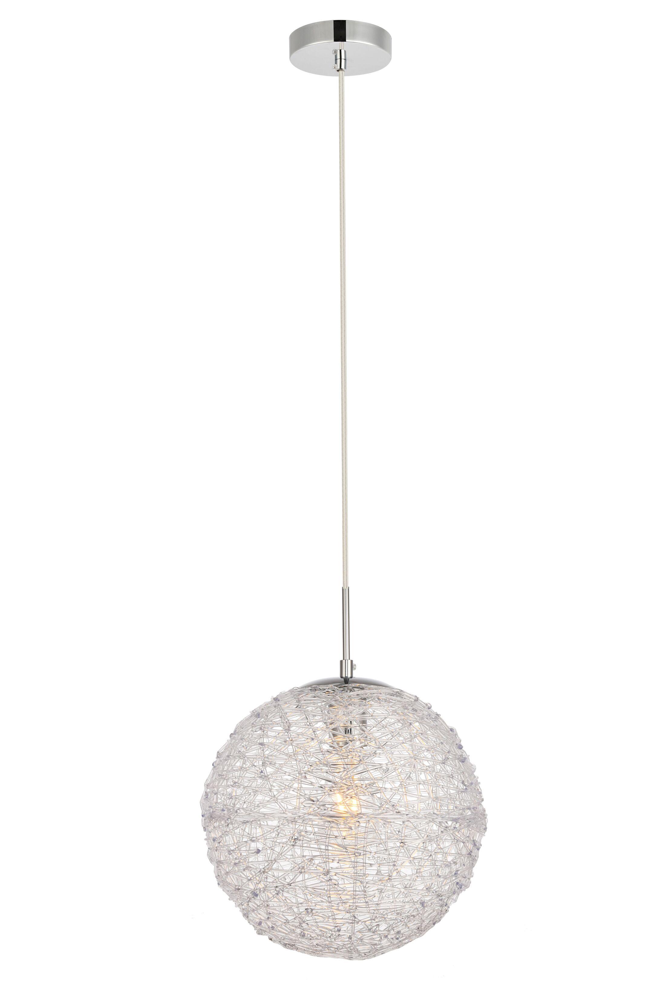 Bainum 1-Light Pendant Size: 72