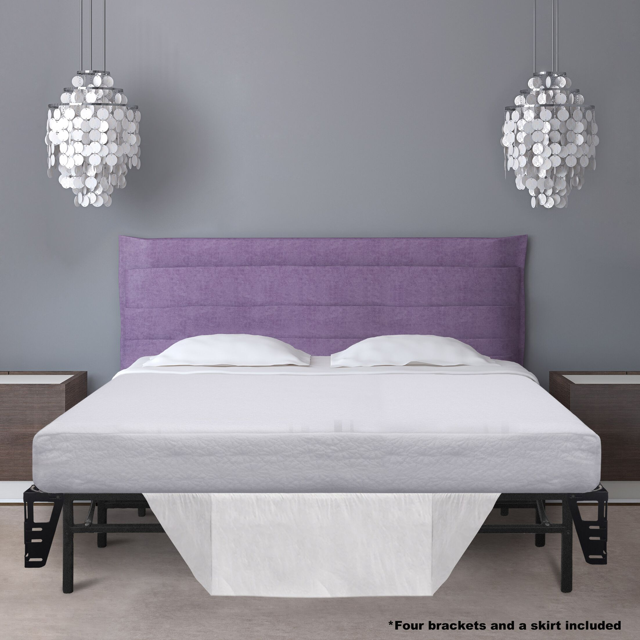 Sheena Bed Frame Size: Queen