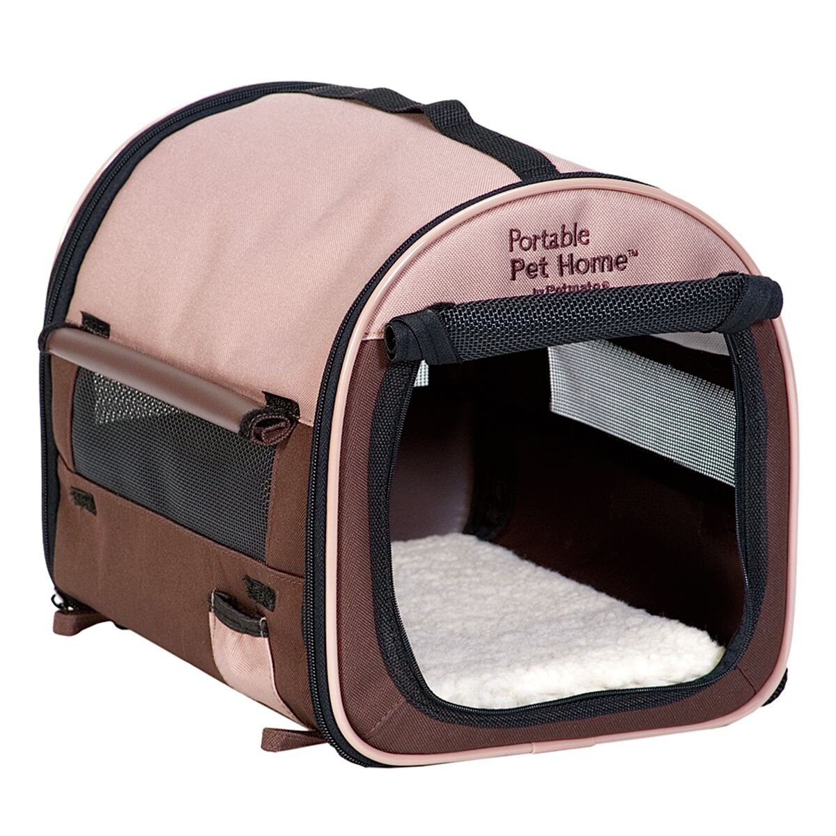 Portable Pet Home Soft Pet Carrier Size: Small (16