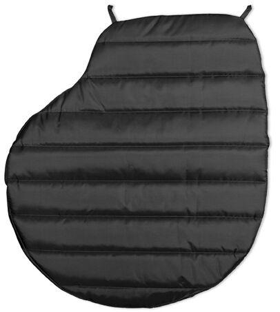 Indigo Quilted Nylon Dog Pad Size: 2