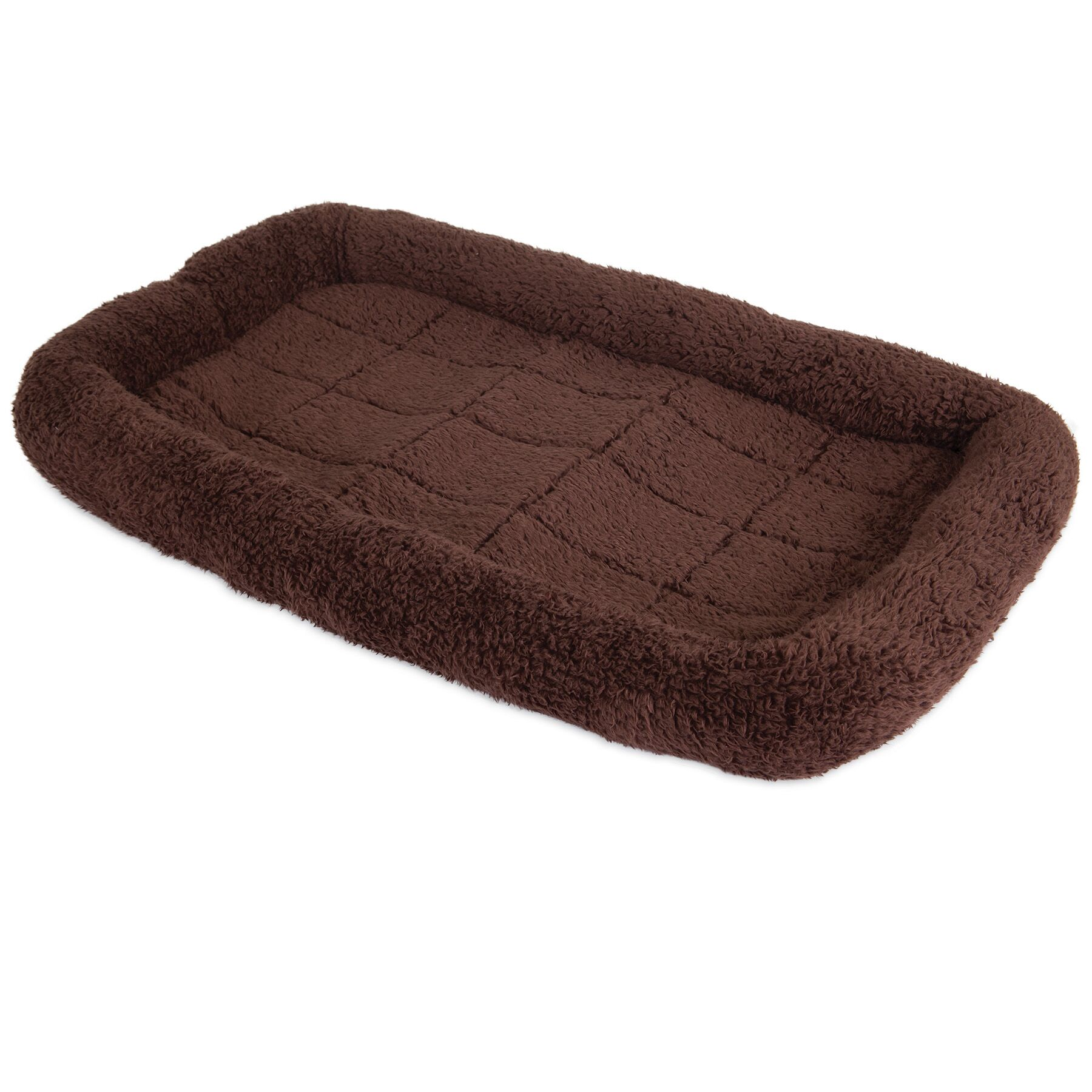 SnooZZy Cozy Crate Donut Dog Bed Size: Intermediate (47