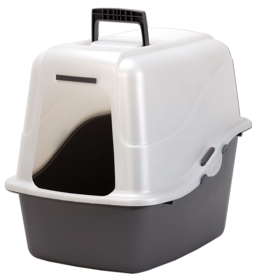 Herman X-Large Deluxe Hooded Litter Box