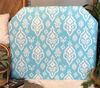 Bainsby Beveled Twin/Twin XL Upholstered�Panel Headboard Upholstery: Teal