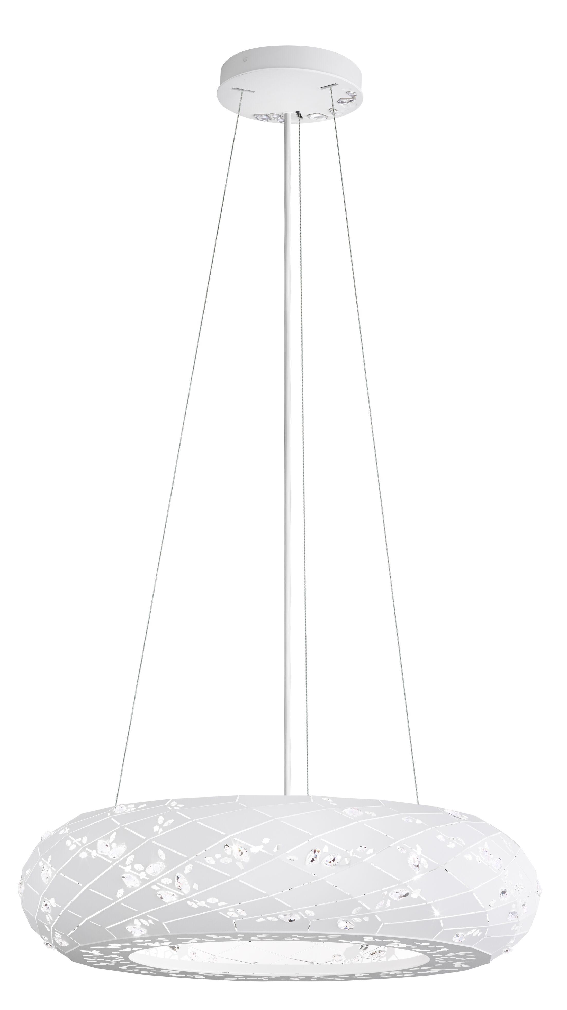 Apta 4-Light Pendant Base Finish: Bronze
