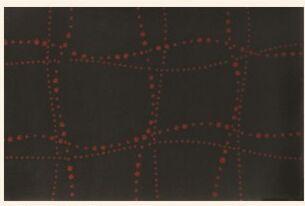 Glossop Black Rug Rug Size: Rectangle 7'9