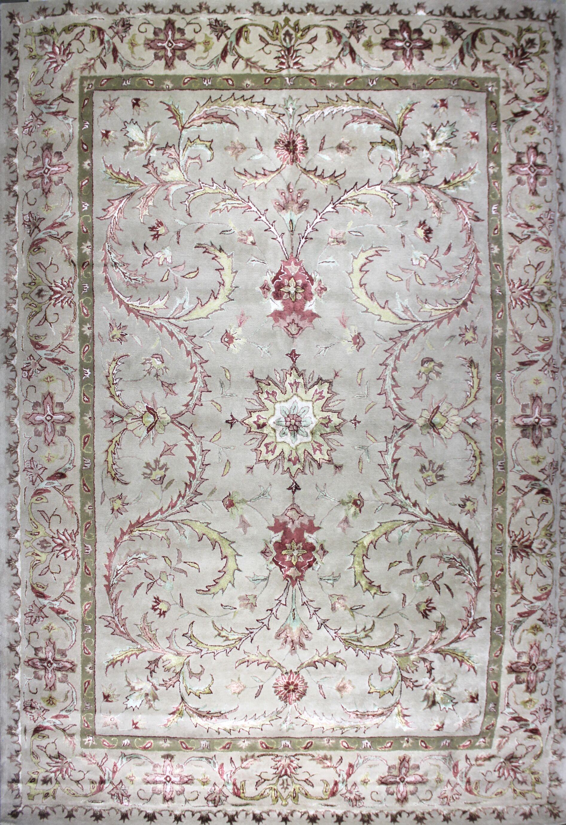 Modbury Persian Area Rug Rug Size: Rectangle 5' x 8'