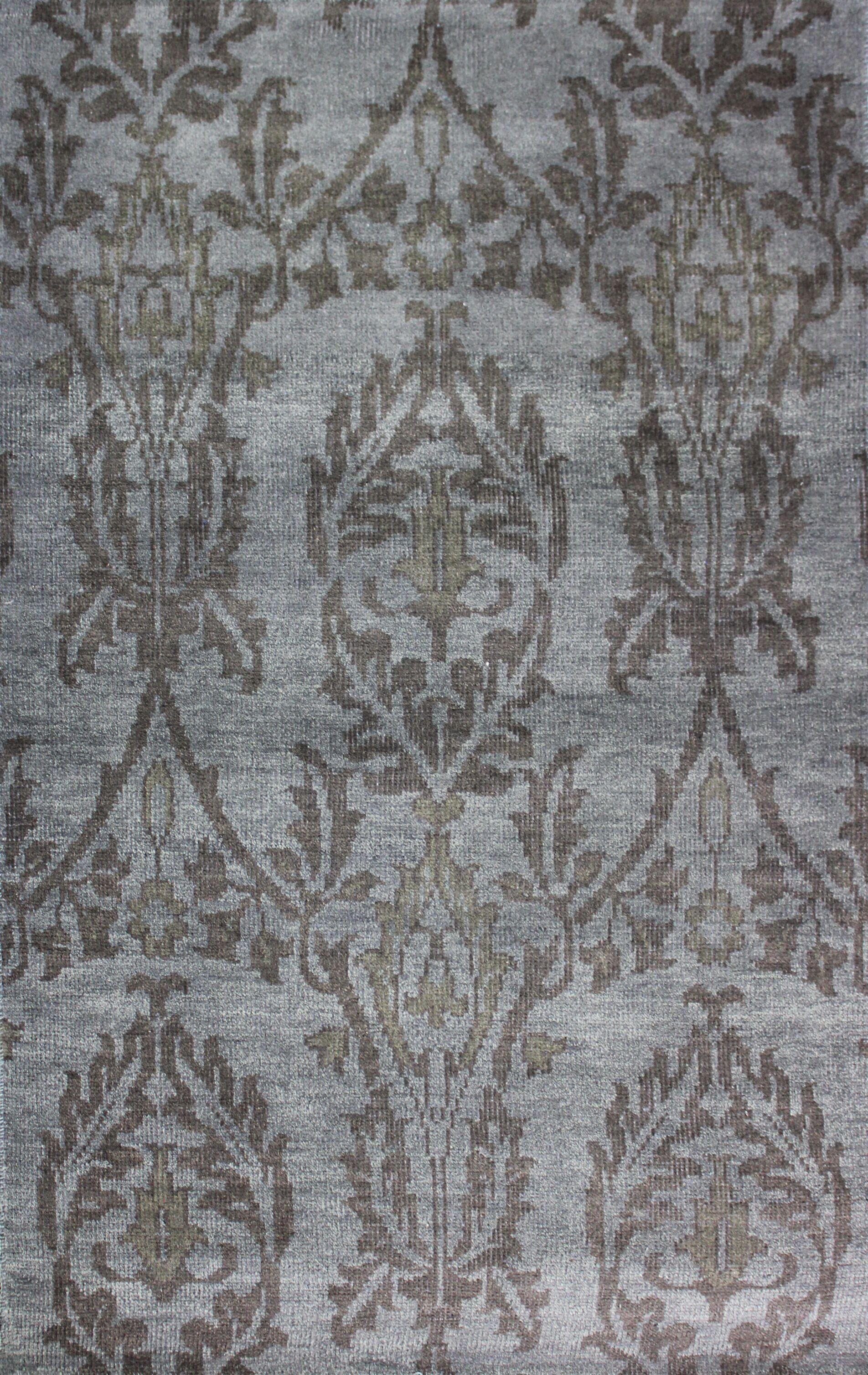 Kristi Grey Rug Rug Size: Rectangle 5' x 8'