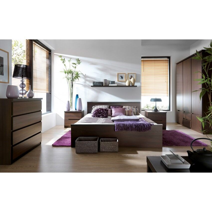 Lipscomb Queen Platform Configurable Bedroom Set