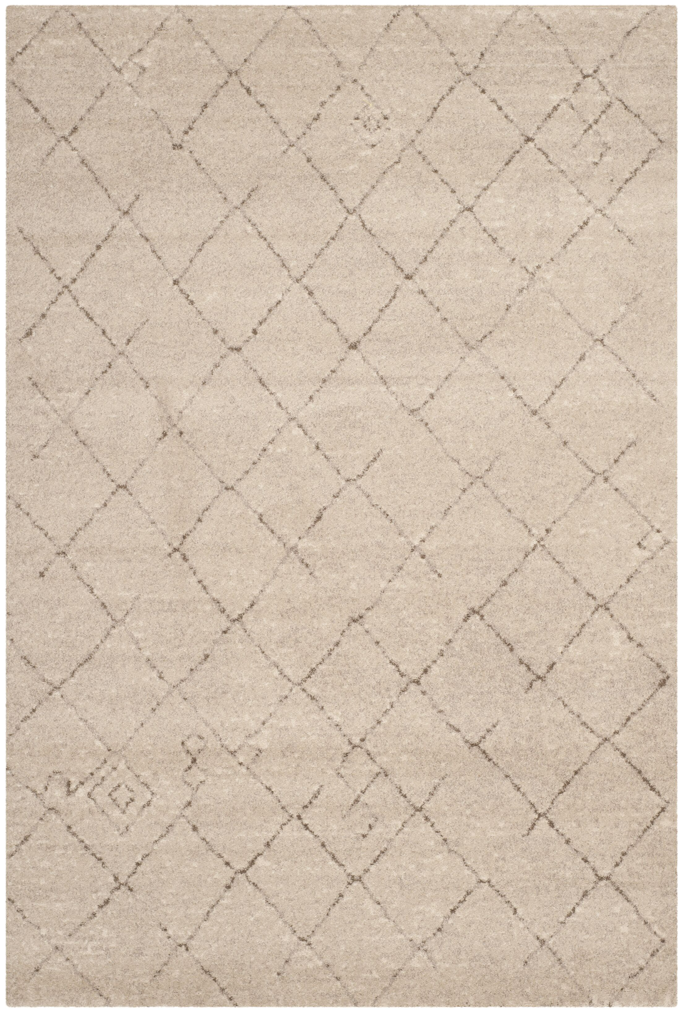 Bennett Tan Rug Rug Size: Rectangle 10' x 14'