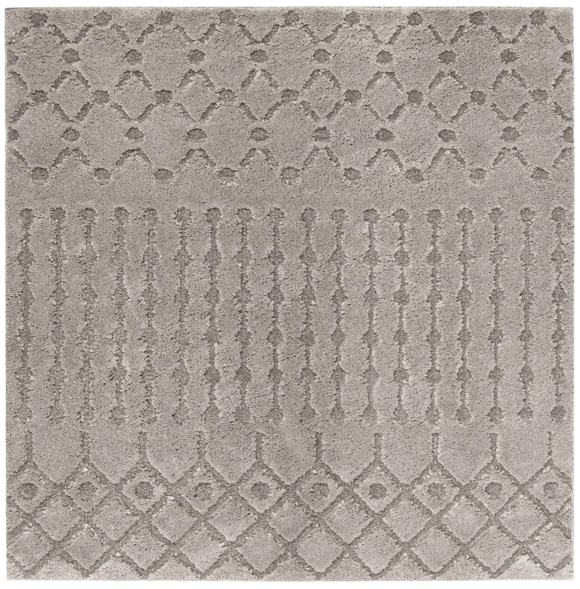 Champlain Gray Area Rug Rug Size: Rectangle 8' x 10'