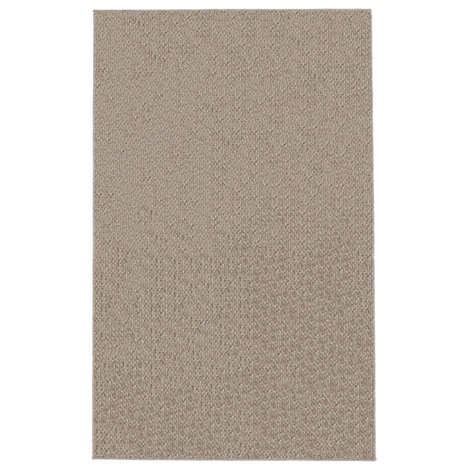 Cannon Brown Area Rug Rug Size: Runner 2'6