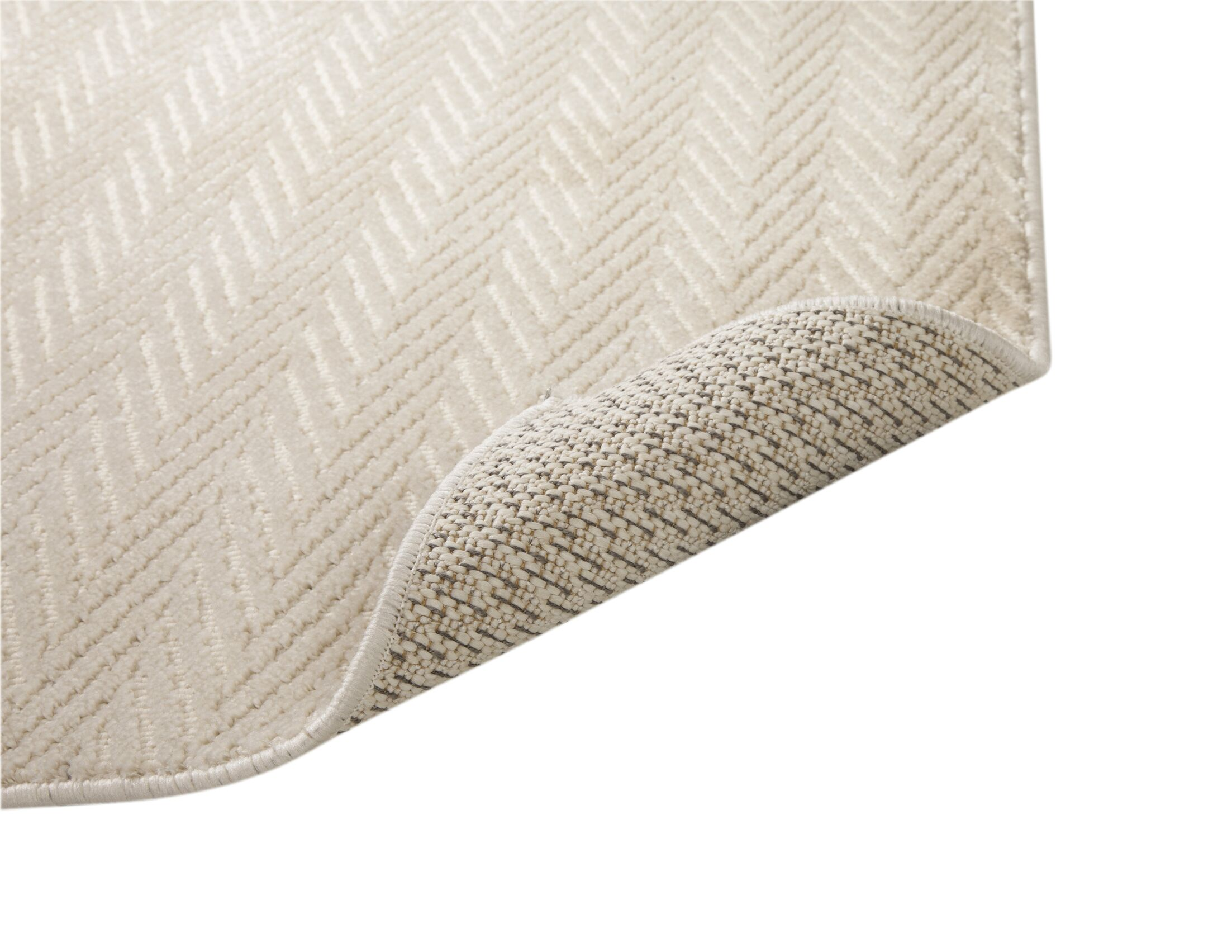 Highlands Ivory Area Rug Rug Size: 5' x 8'