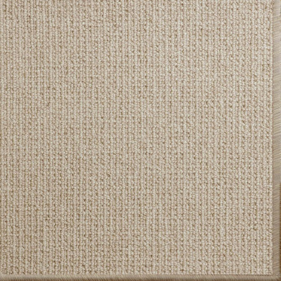 Pamela Wool Beige Area Rug Rug Size: 10' x 14'