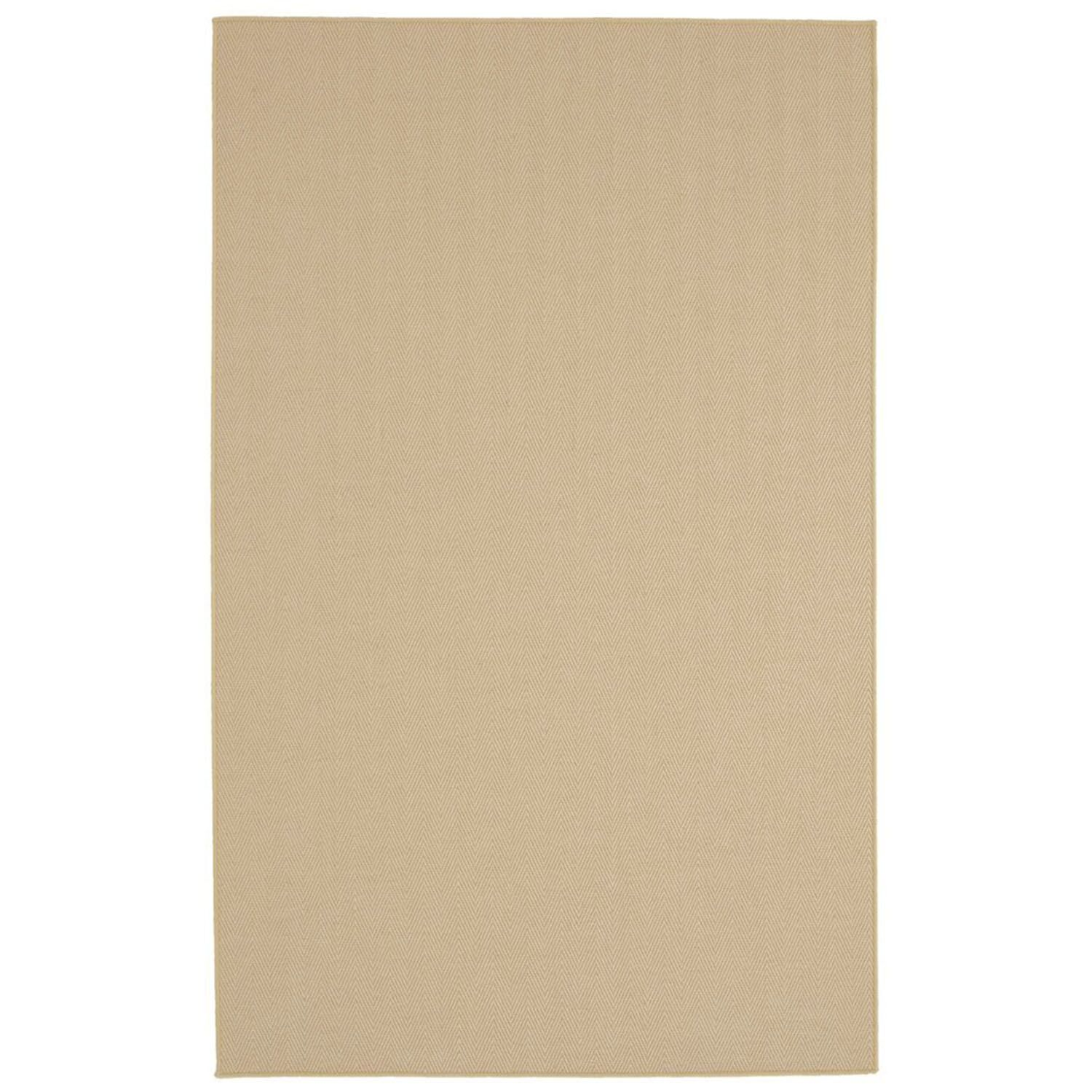Nevin Natural Area Rug Rug Size: 5' x 8'